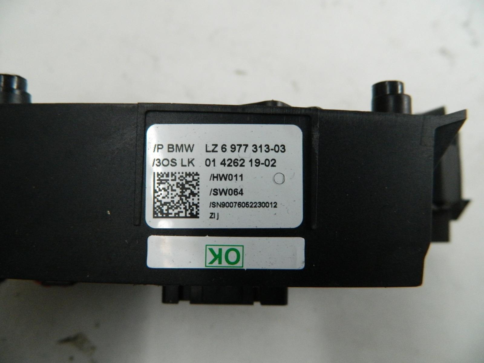 Блок подрулевых переключателей Bmw 530I E61 (б/у)