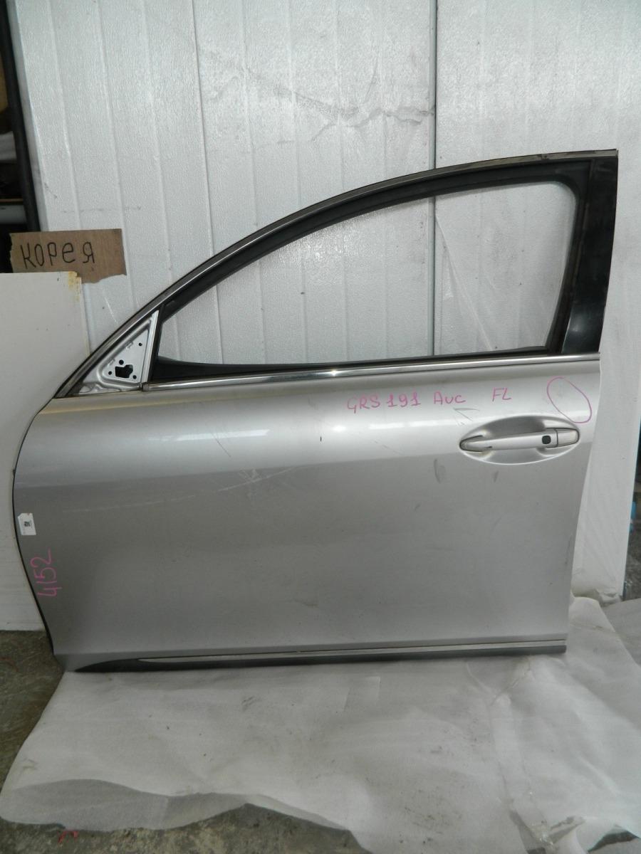 Дверь Lexus Gs350 GRS191 передняя левая (б/у)