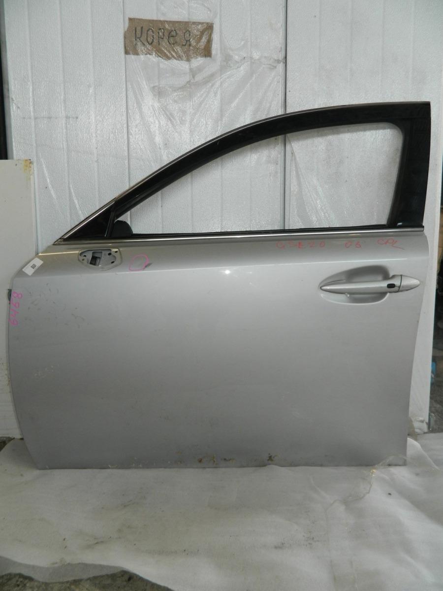 Дверь Lexus Is250 GSE20 передняя левая (б/у)
