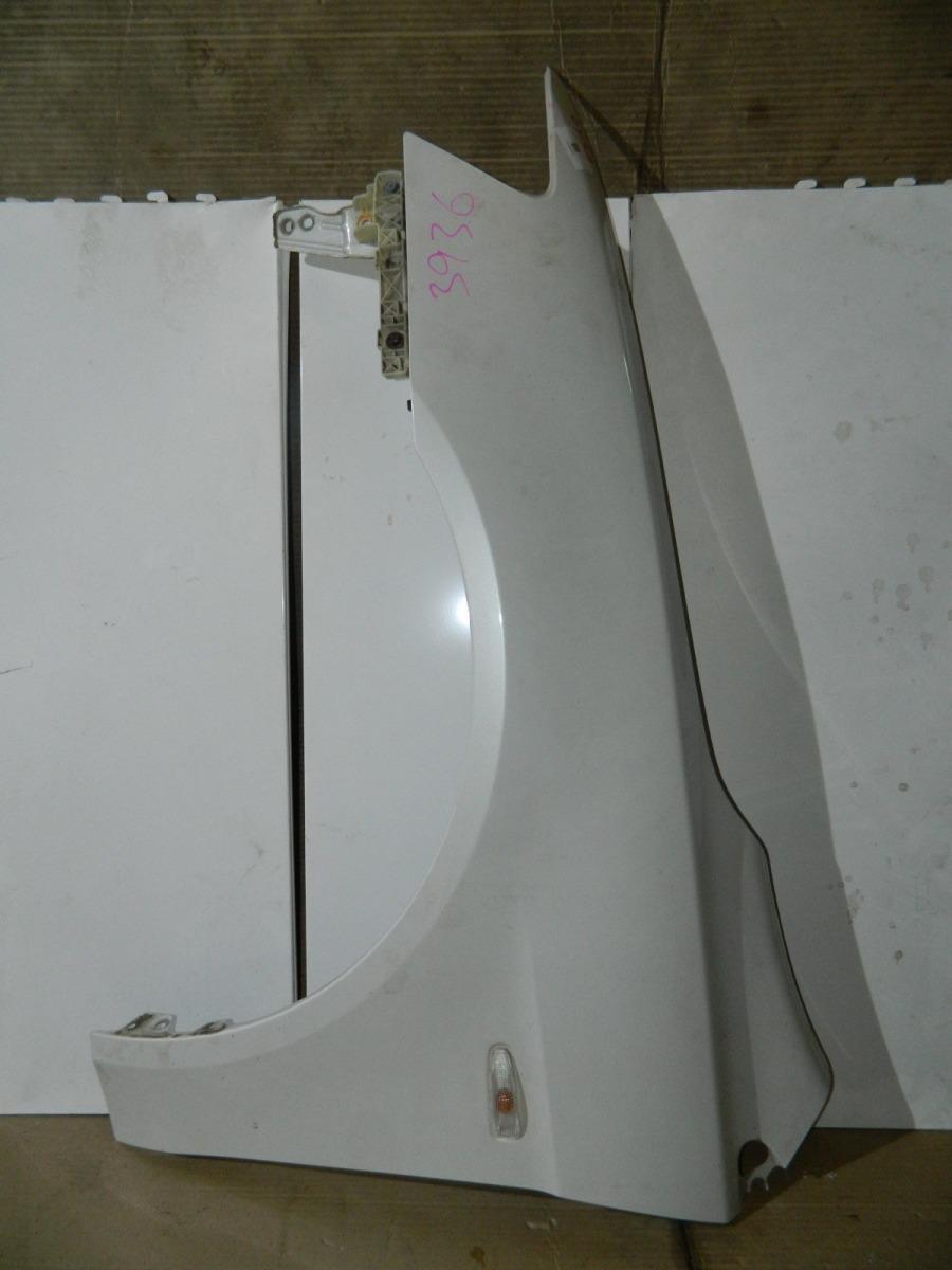 Крыло Mitsubishi Galant Fortis CY4A 2007 переднее левое (б/у)