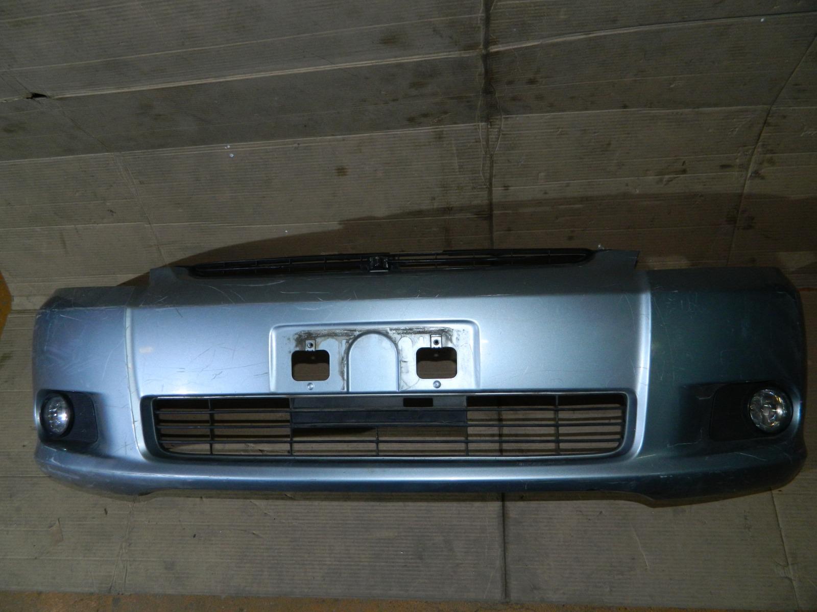 Бампер Toyota Wish ZNE10 передний (б/у)