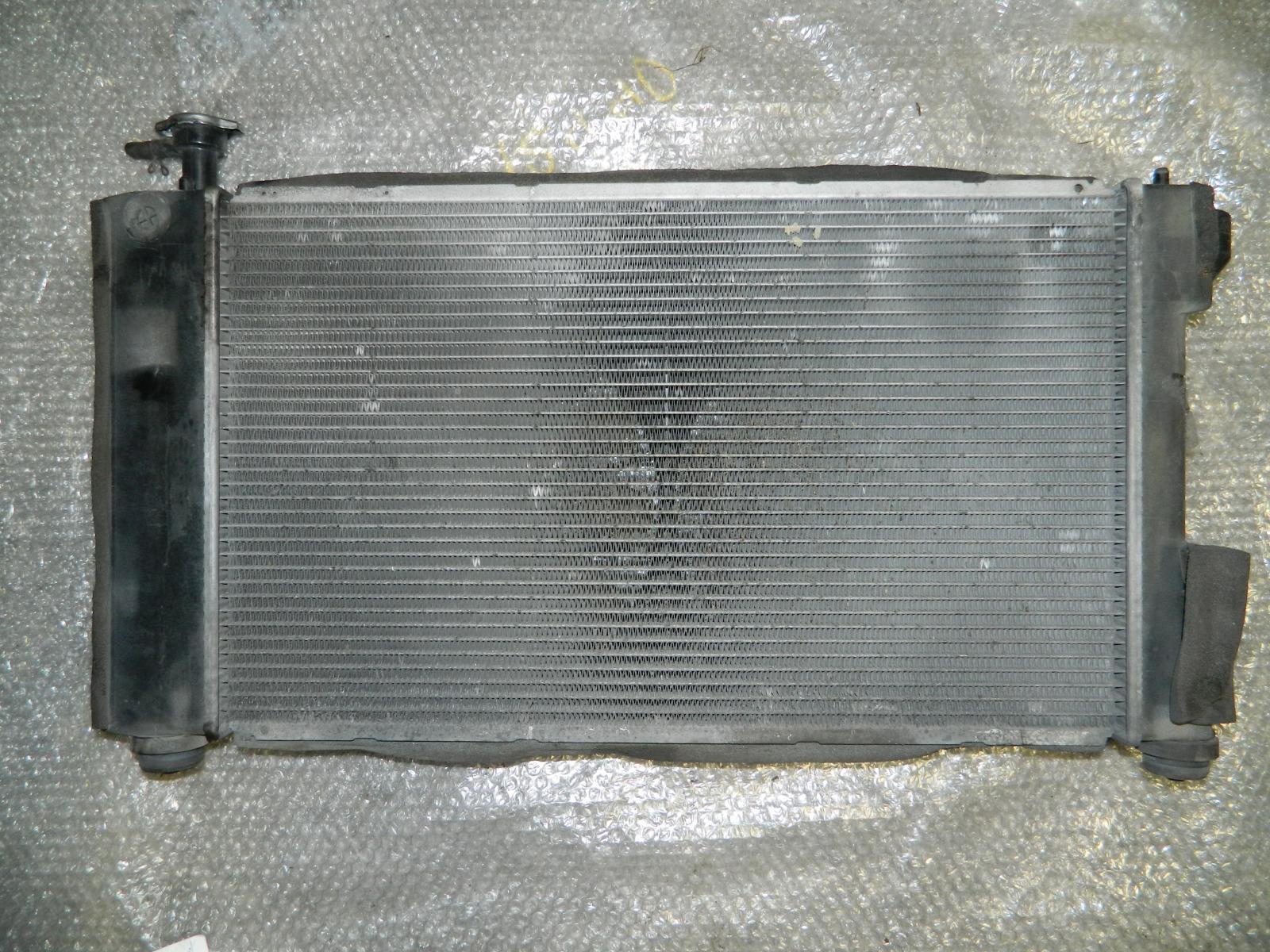 Радиатор двс Toyota Prius NHW10 1NZ-FXE (б/у)