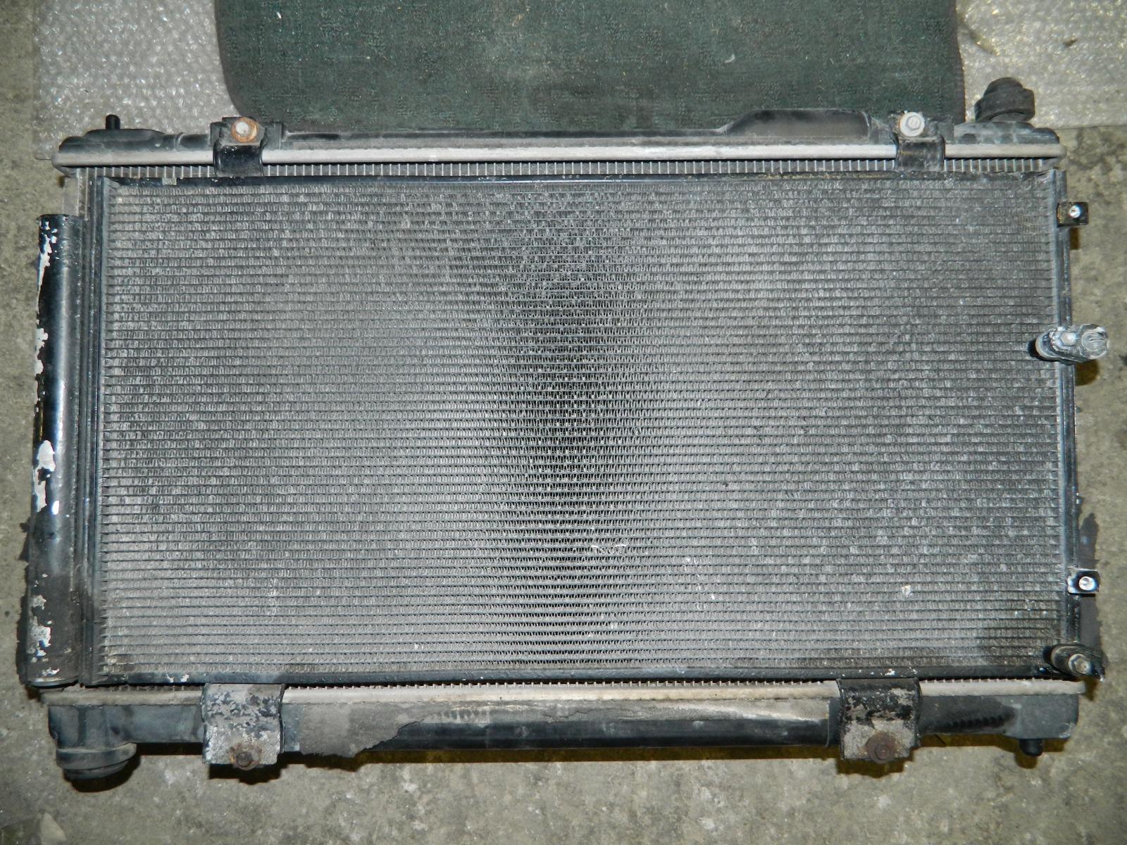 Радиатор двс Lexus Is250 GSE25 4GR-FSE (б/у)