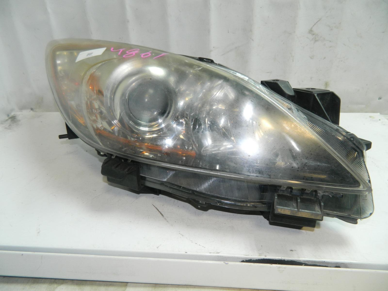 Фара Mazda Axela BL5FW передняя правая (б/у)