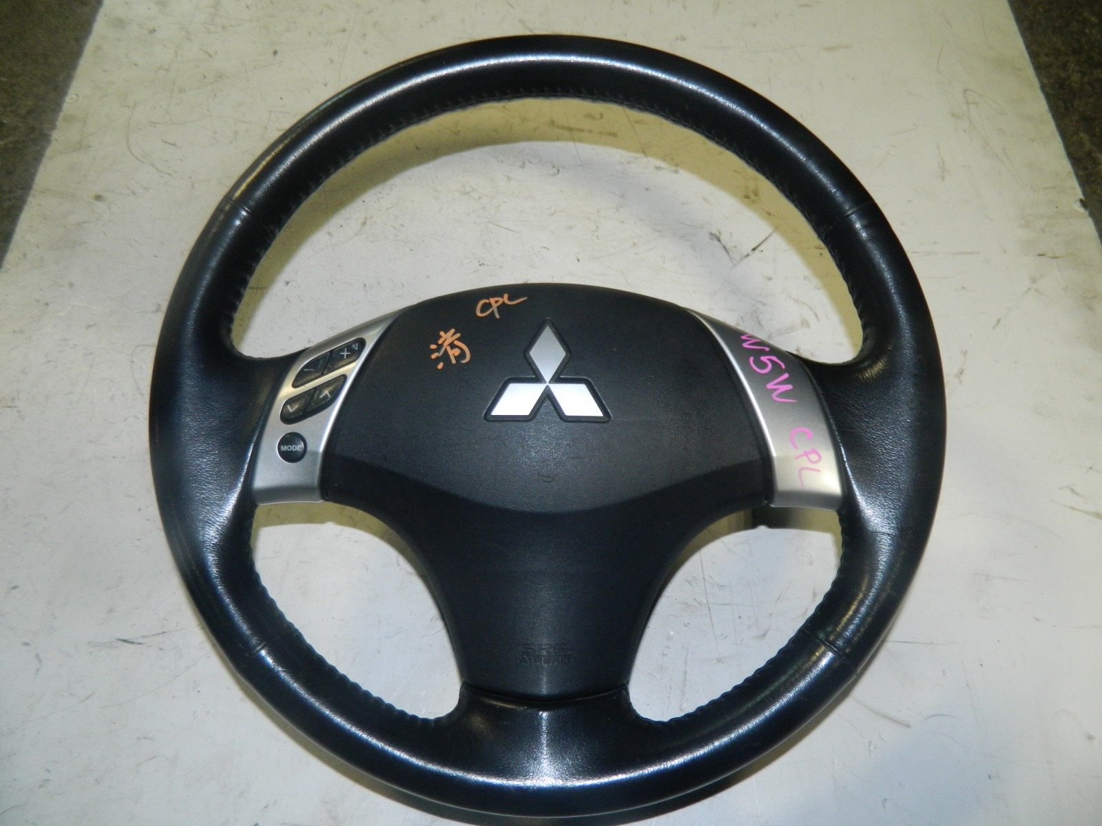 Руль Mitsubishi Outlander CW5W (б/у)