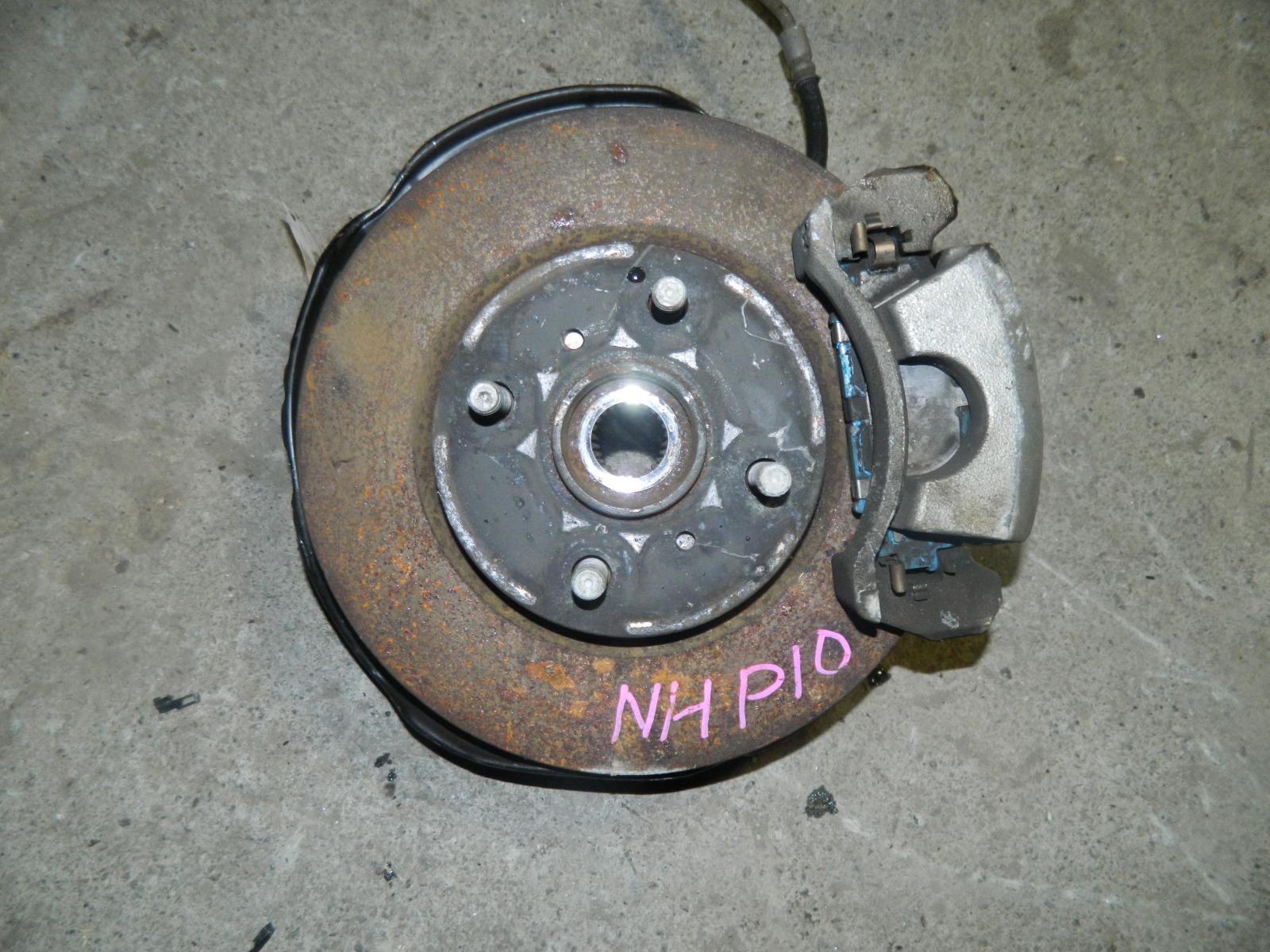 Ступица Toyota Aqua NHP10 1NZ-FXE передняя правая (б/у)