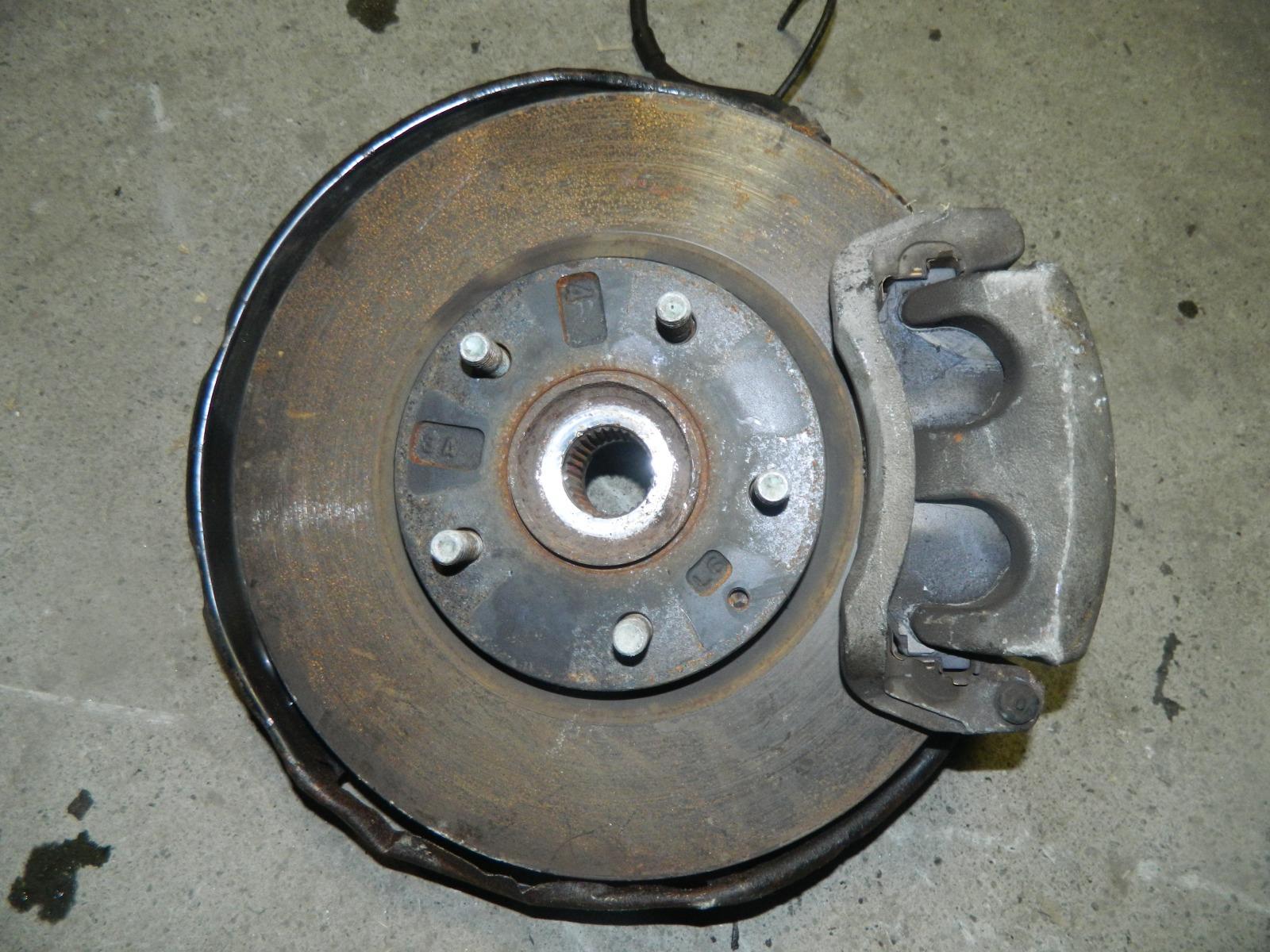 Ступица Mazda Cx-7 ER3P L3-VDT передняя правая (б/у)