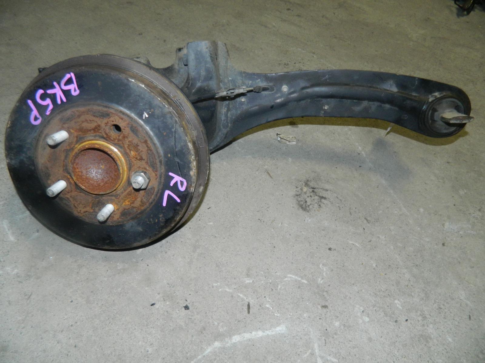 Ступица Mazda Axela BK5P ZY-VE задняя левая (б/у)