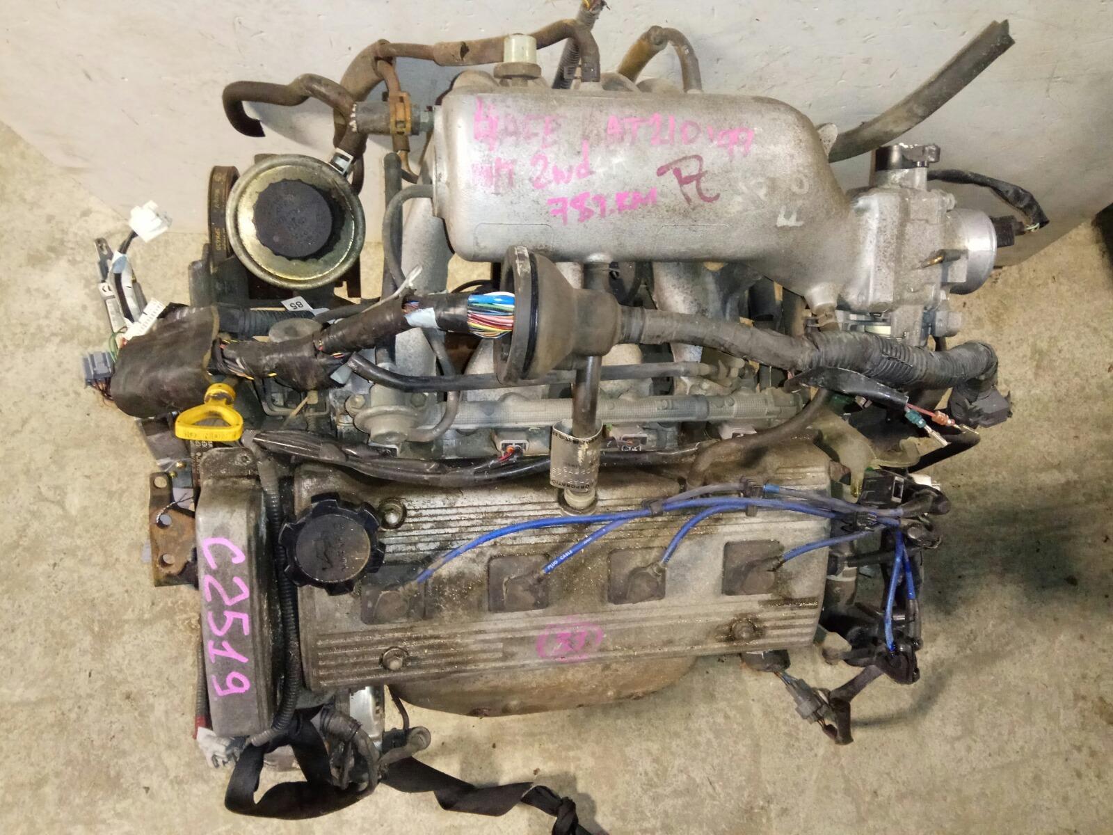 Двигатель Toyota Premio AT210 4A-FE (б/у)