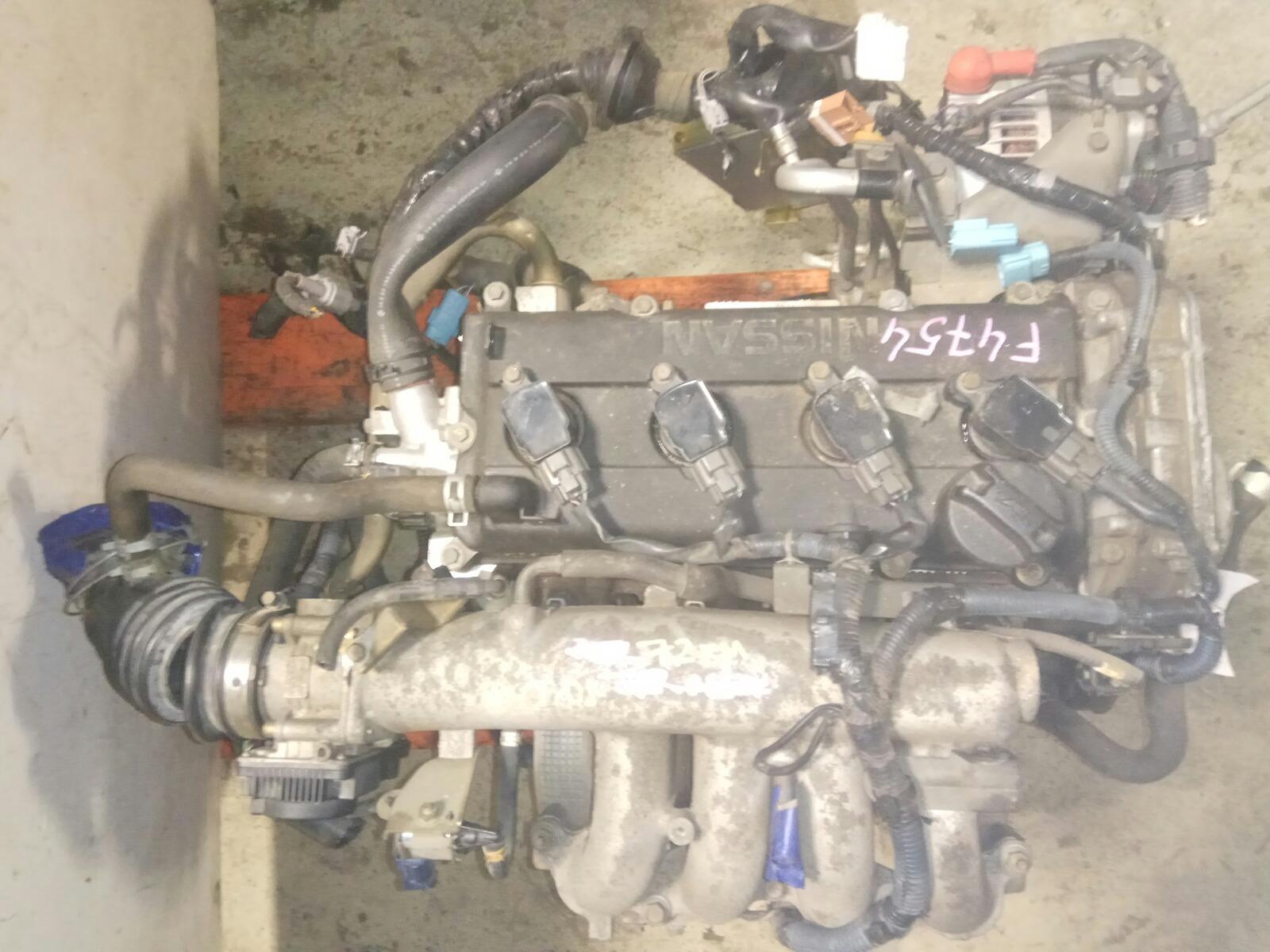 Двигатель Nissan X-Trail NT30 QR20DE 2003 (б/у)