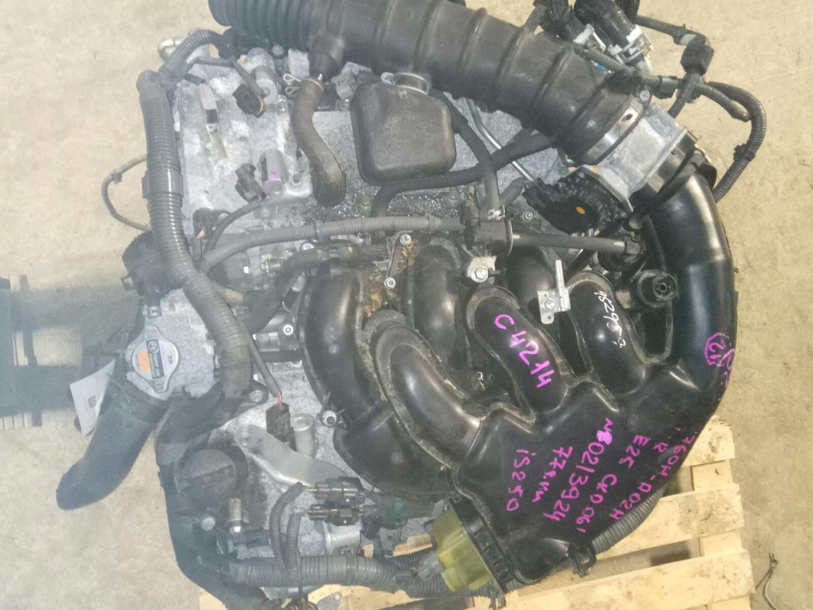 Двигатель Lexus Is250 GSE25 4GR-FSE 2006 (б/у)