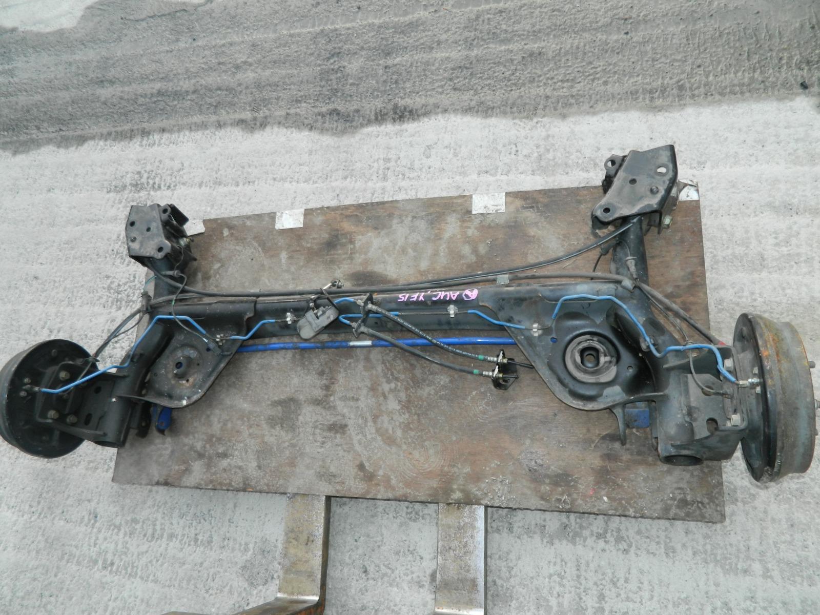 Балка подвески Nissan Juke F15 HR15DE задняя (б/у)