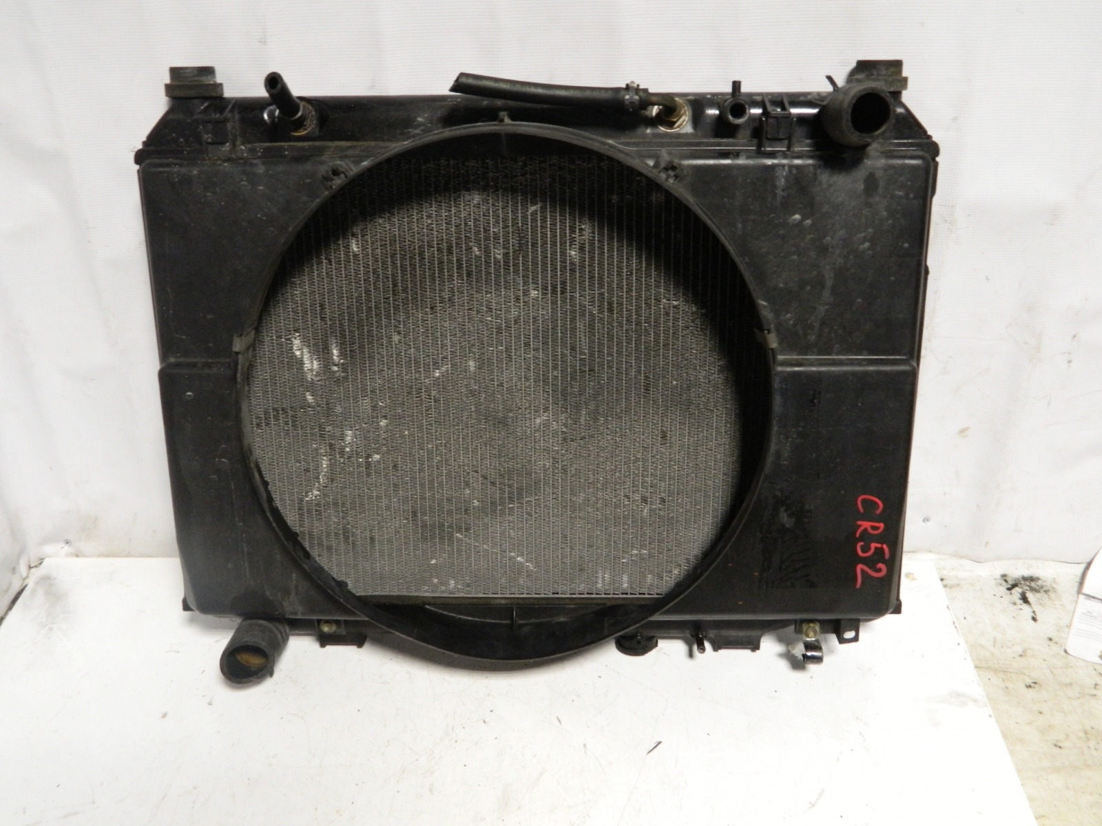 Радиатор двс Toyota Noah CR52 3C (б/у)