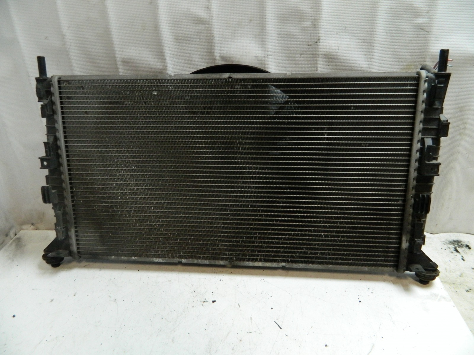 Радиатор двс Mazda Axela BK5P ZY-VE (б/у)