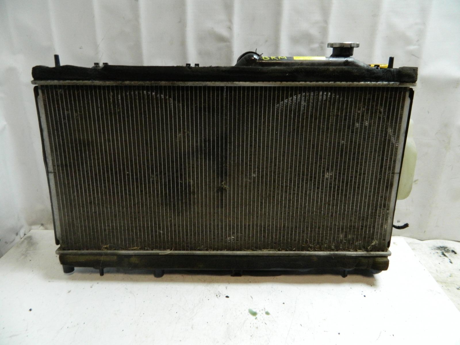Радиатор двс Subaru Outback BRM FB25 (б/у)