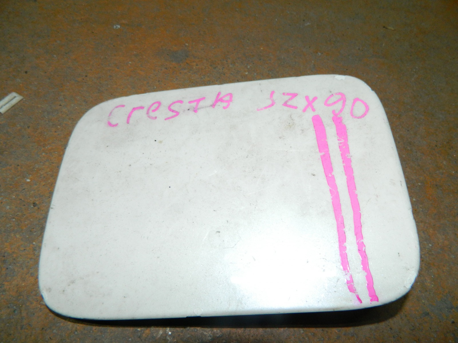 Лючок бензобака Toyota Cresta JZX90 (б/у)