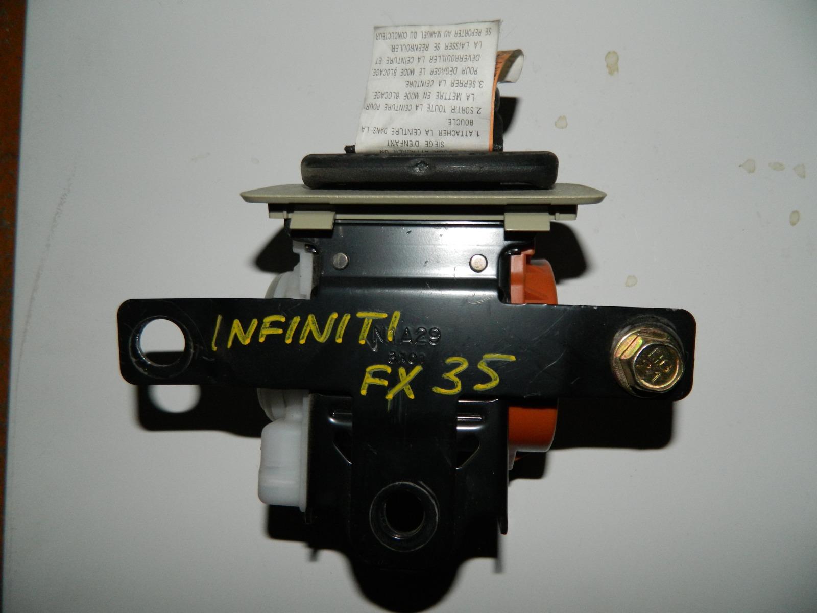 Ремень безопасности Infiniti Fx35 (б/у)