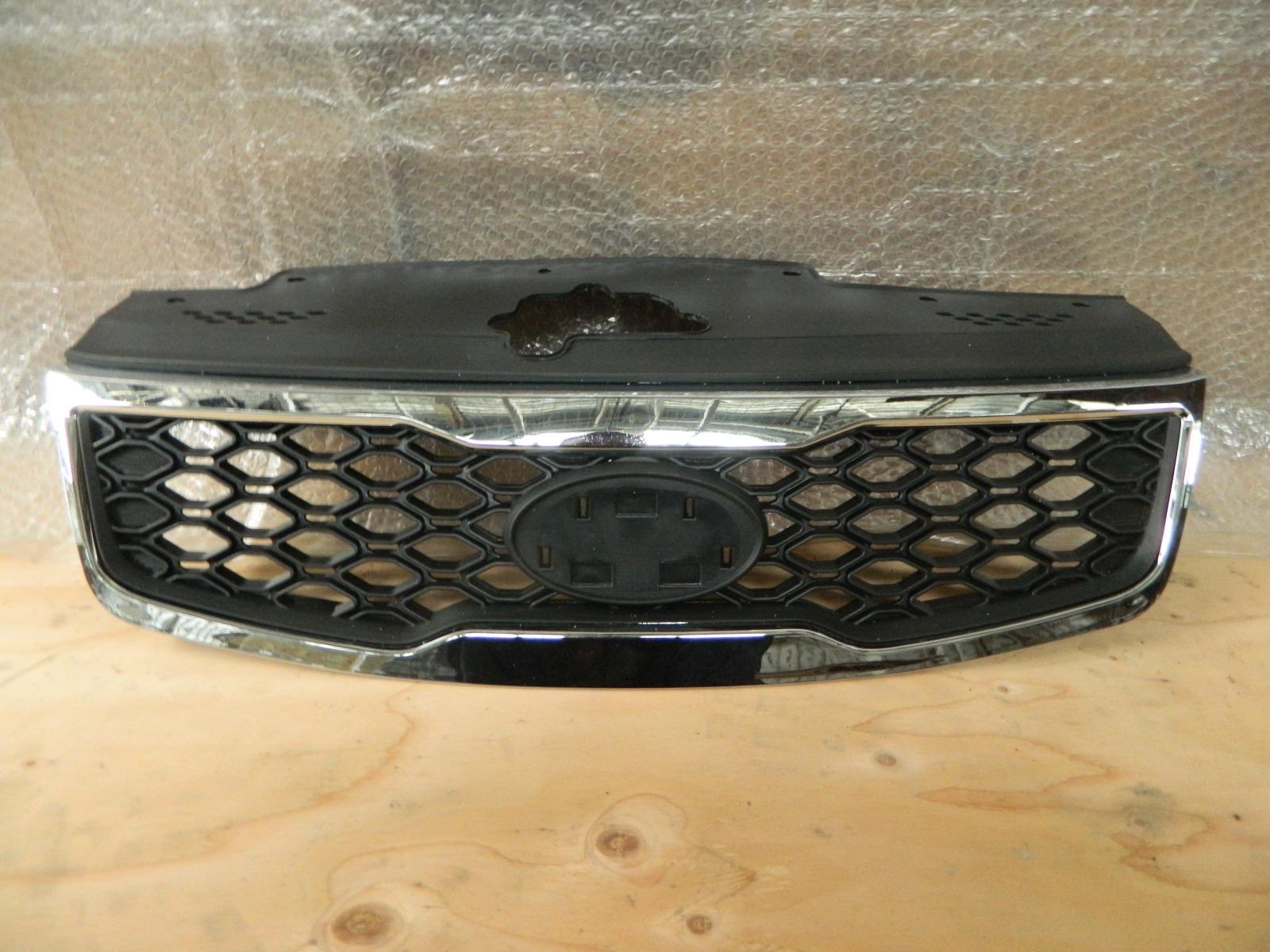 Решетка радиатора Hyundai/kia Rio JB 2006
