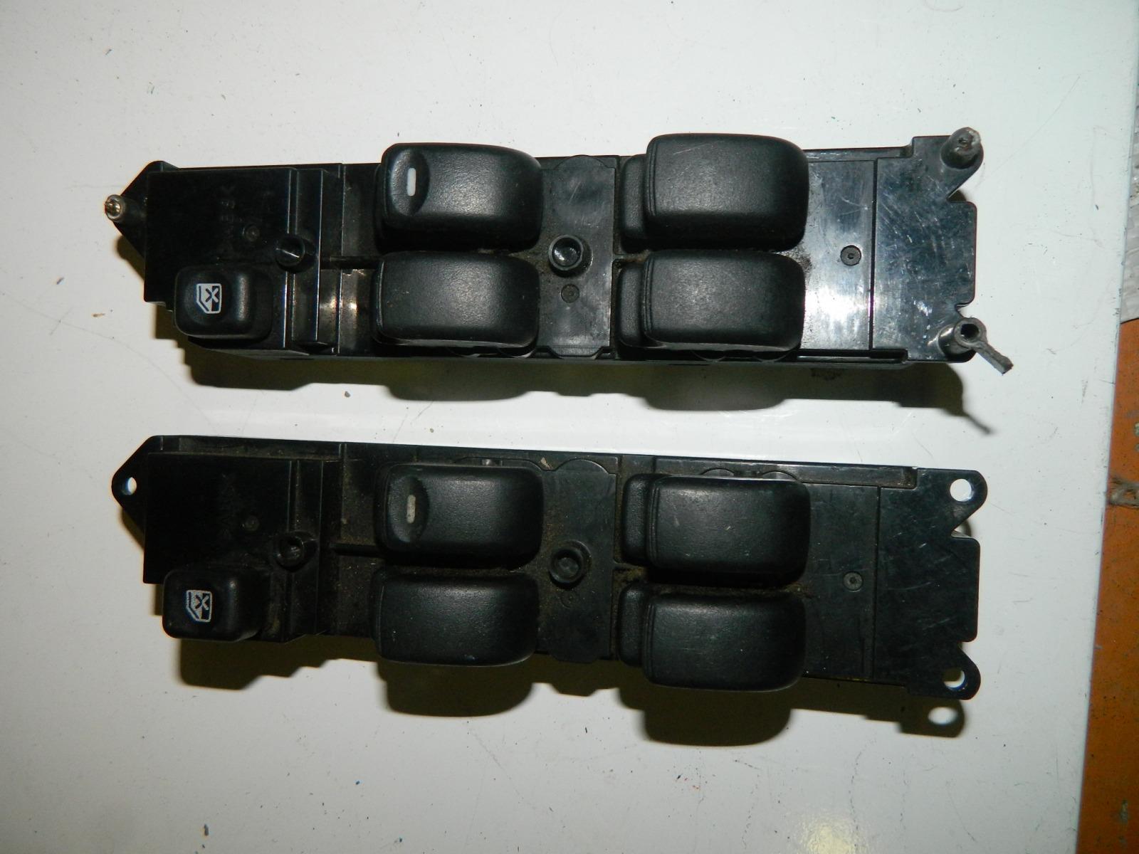 Блок управления стеклами Mitsubishi Grandis N84W 4G64 передний правый (б/у)