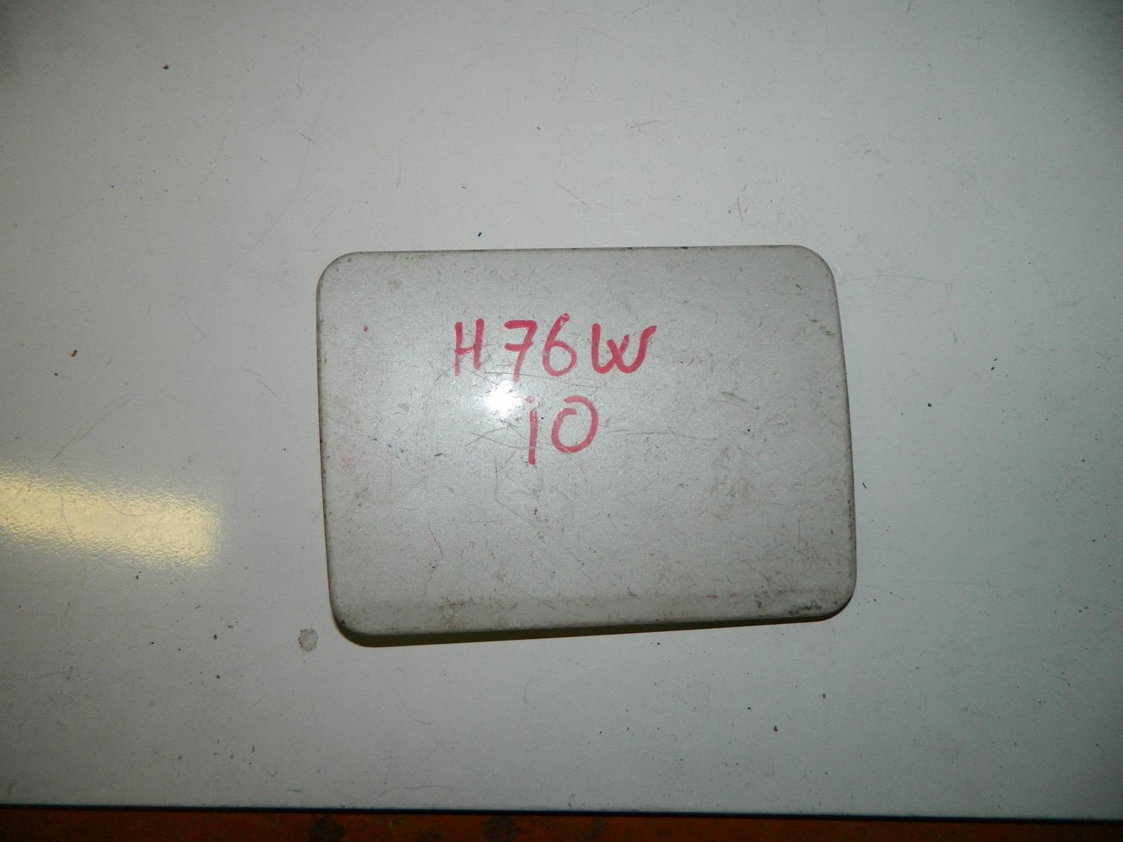 Лючок бензобака Mitsubishi Pajero Io H76W (б/у)