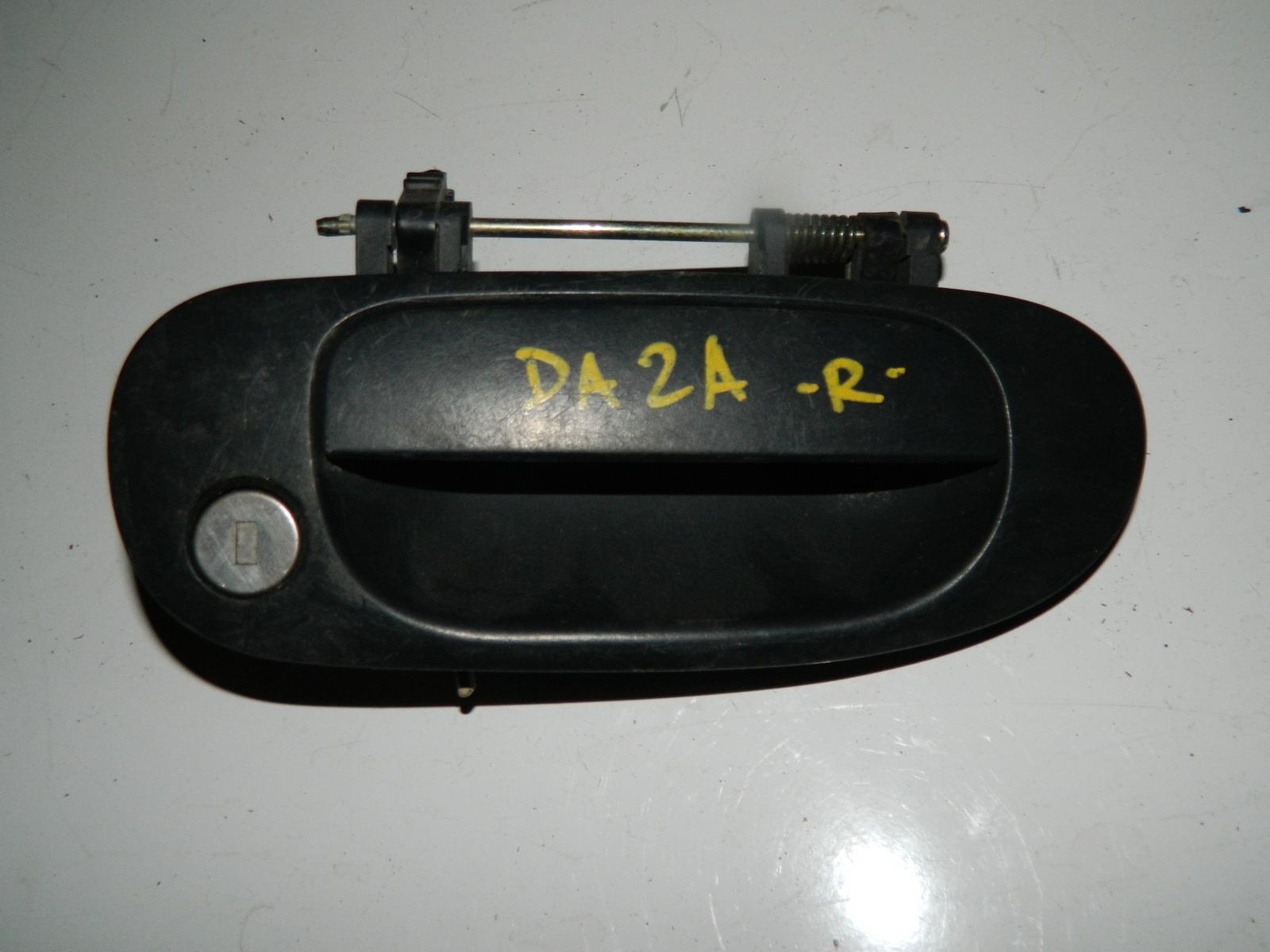 Ручка двери внешняя Mitsubishi Carisma DA2A передняя правая (б/у)