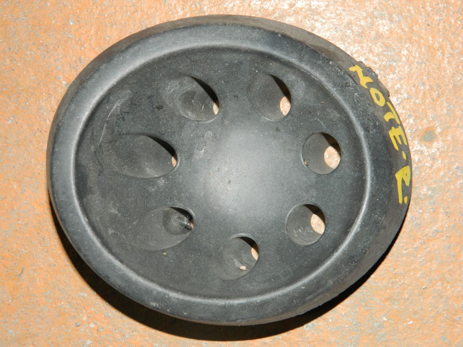 Заглушка противотуманной фары Nissan Note передняя правая (б/у)