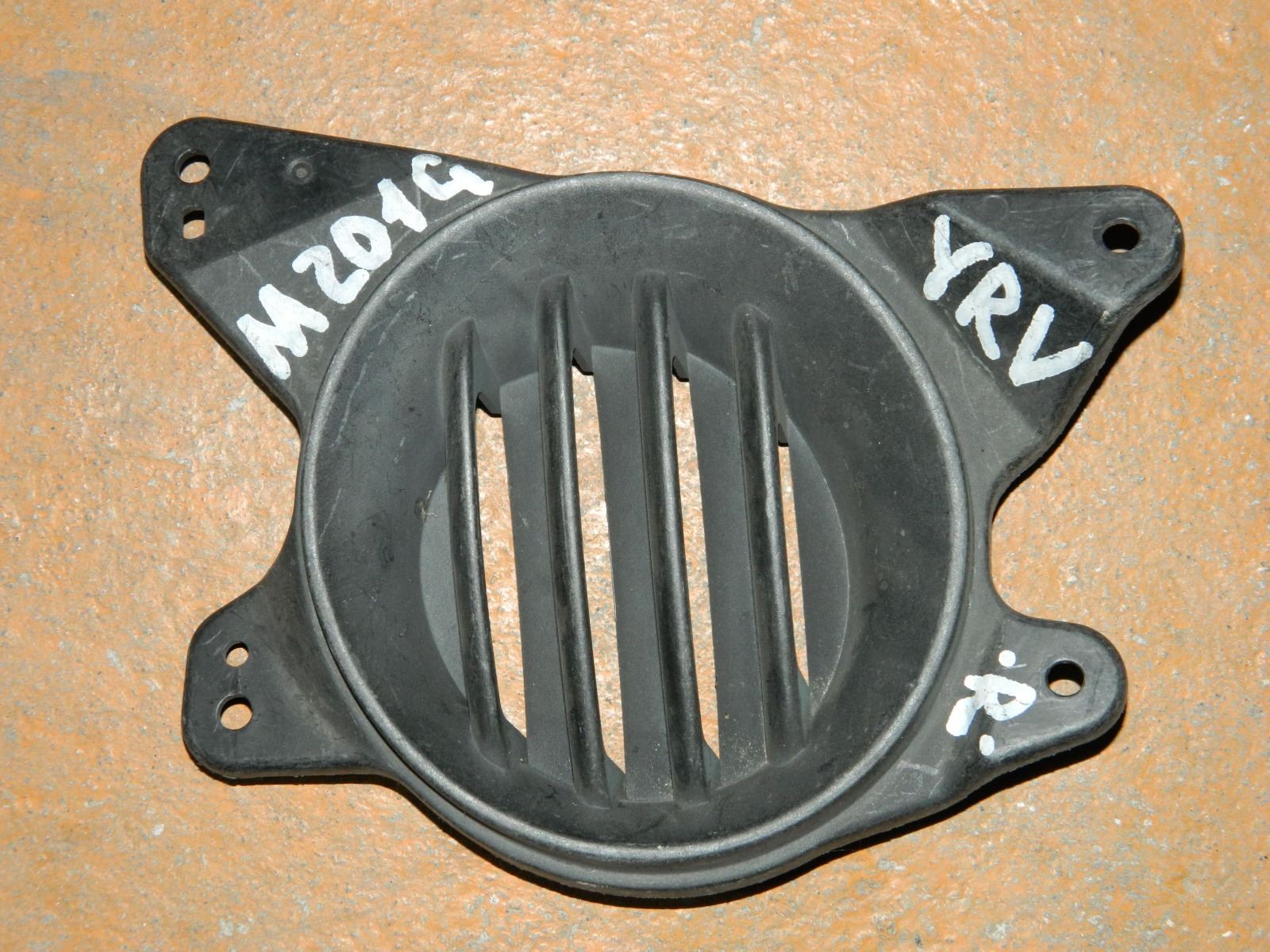 Заглушка противотуманной фары Daihatsu Yrv M201G правая (б/у)