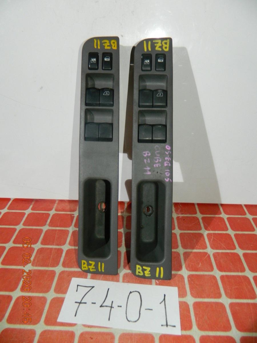 Блок управления стеклоподъемниками Nissan Cube BZ11 (б/у)