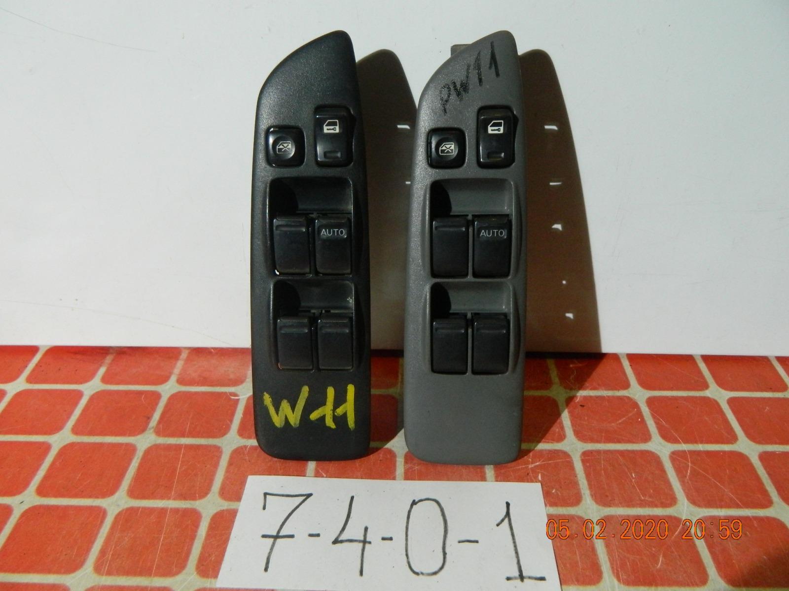 Блок управления стеклоподъемниками Nissan Avenir W11 (б/у)