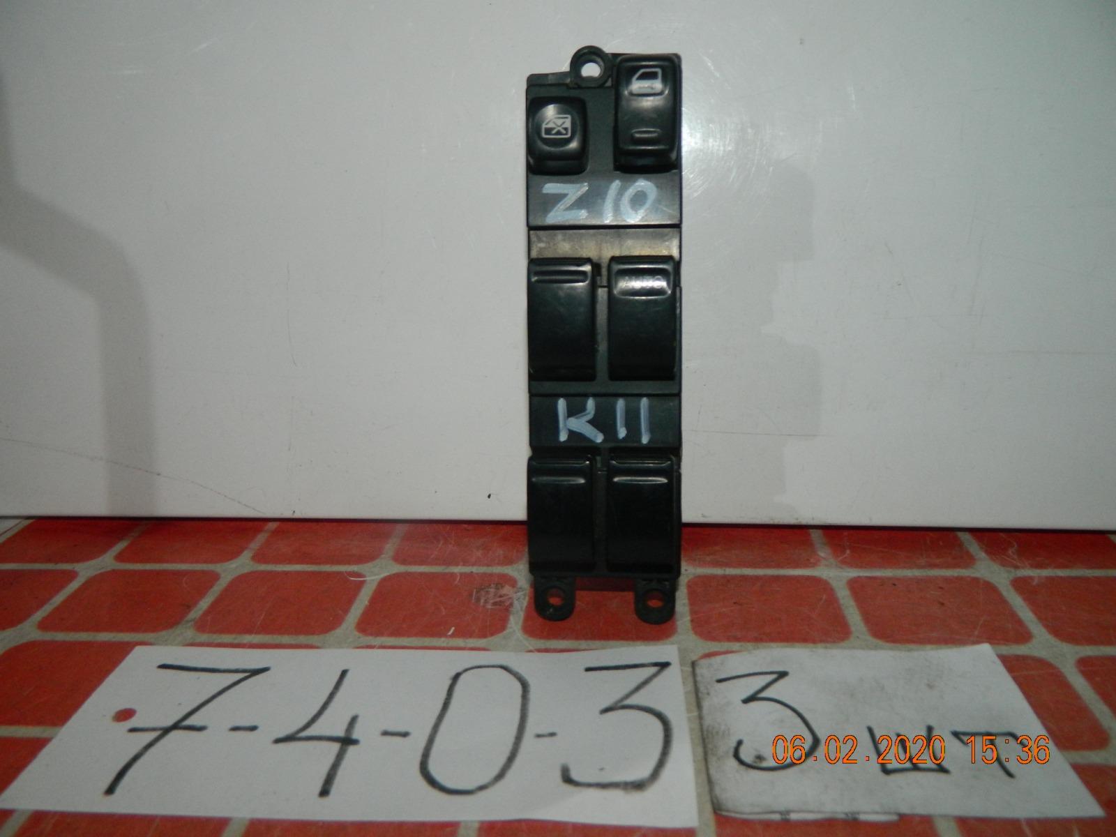 Блок управления стеклоподъемниками Nissan Cube Z10 (б/у)
