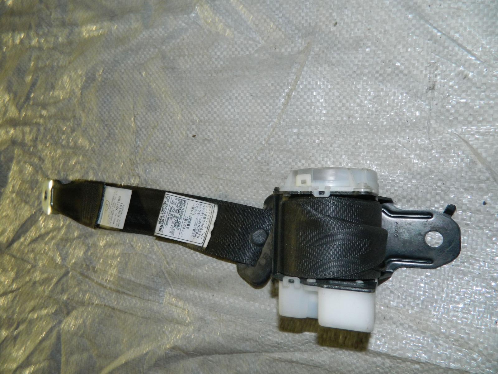 Ремень безопасности Toyota Camry ACV40 (б/у)