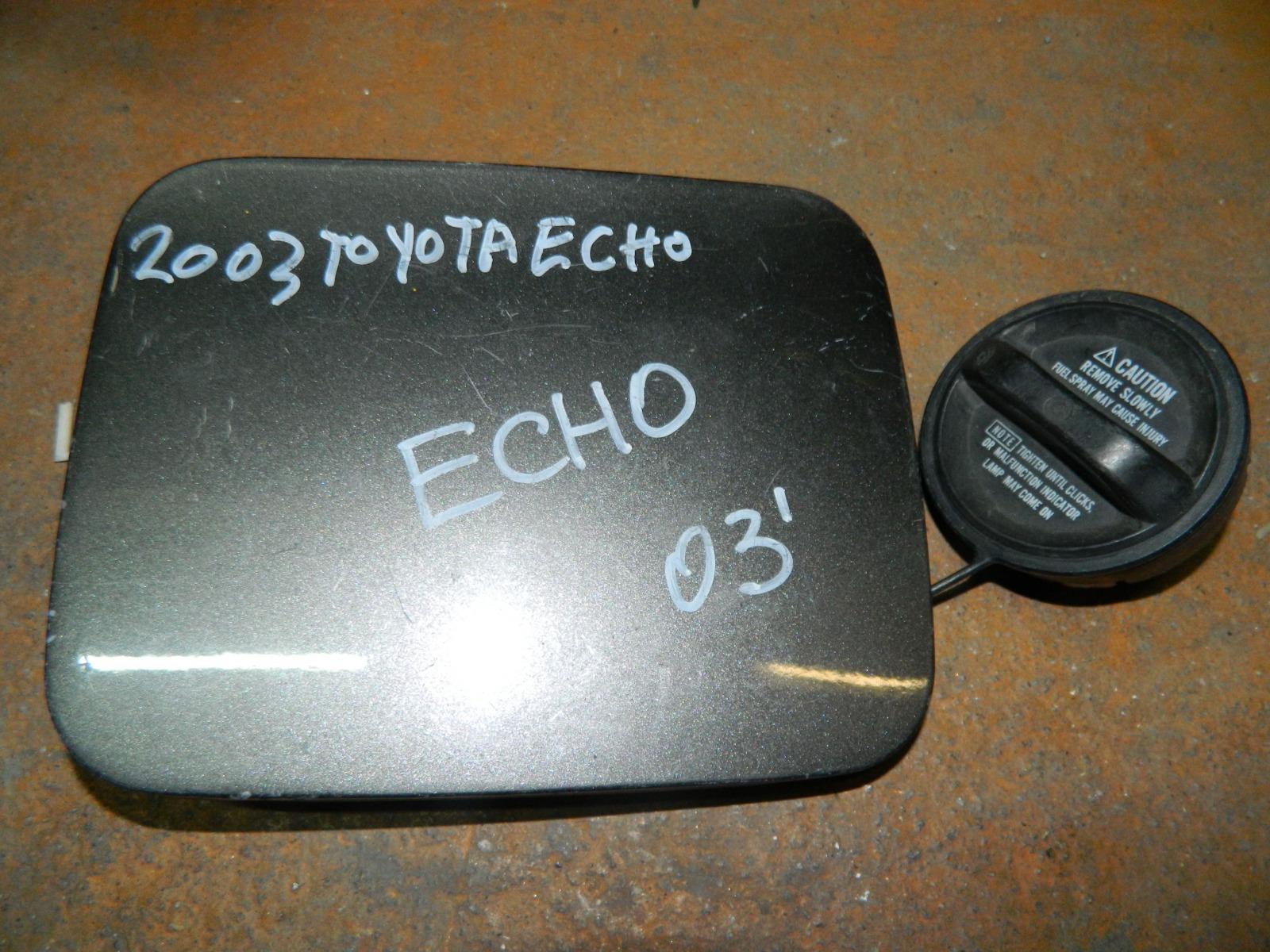 Лючок бензобака Toyota Echo (б/у)