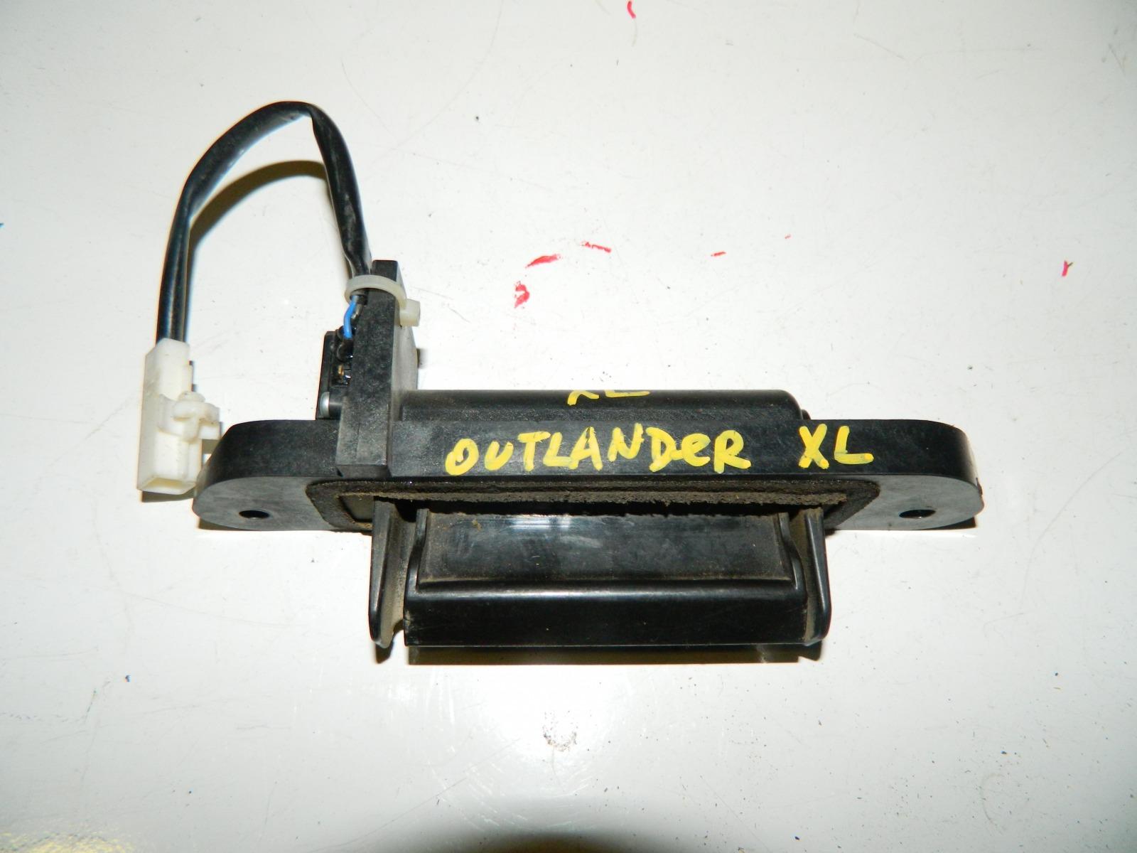 Ручка двери внешняя Mitsubishi Outlander Xl (б/у)