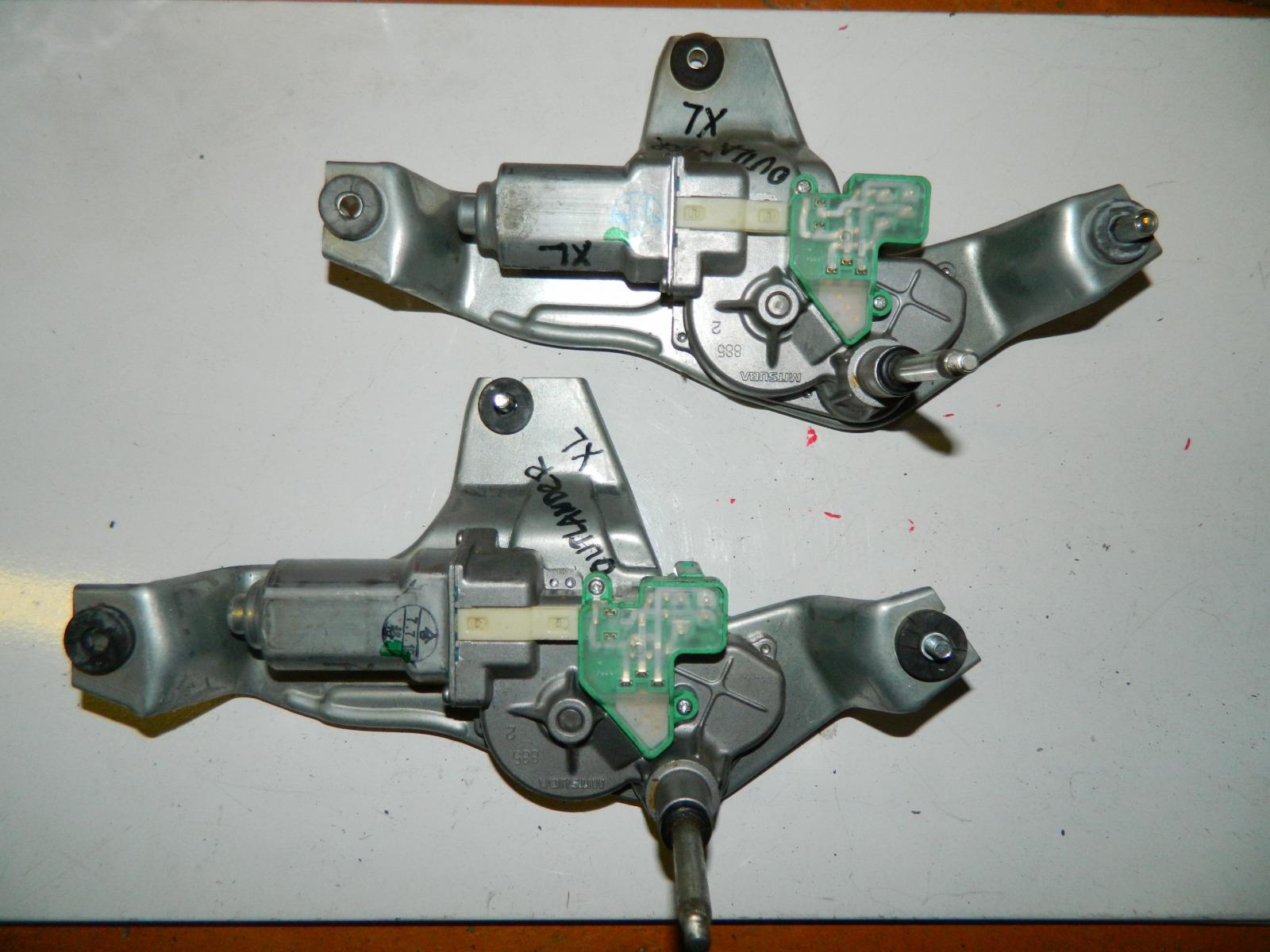 Механизм стеклоочистителя Mitsubishi Outlander Xl задний (б/у)