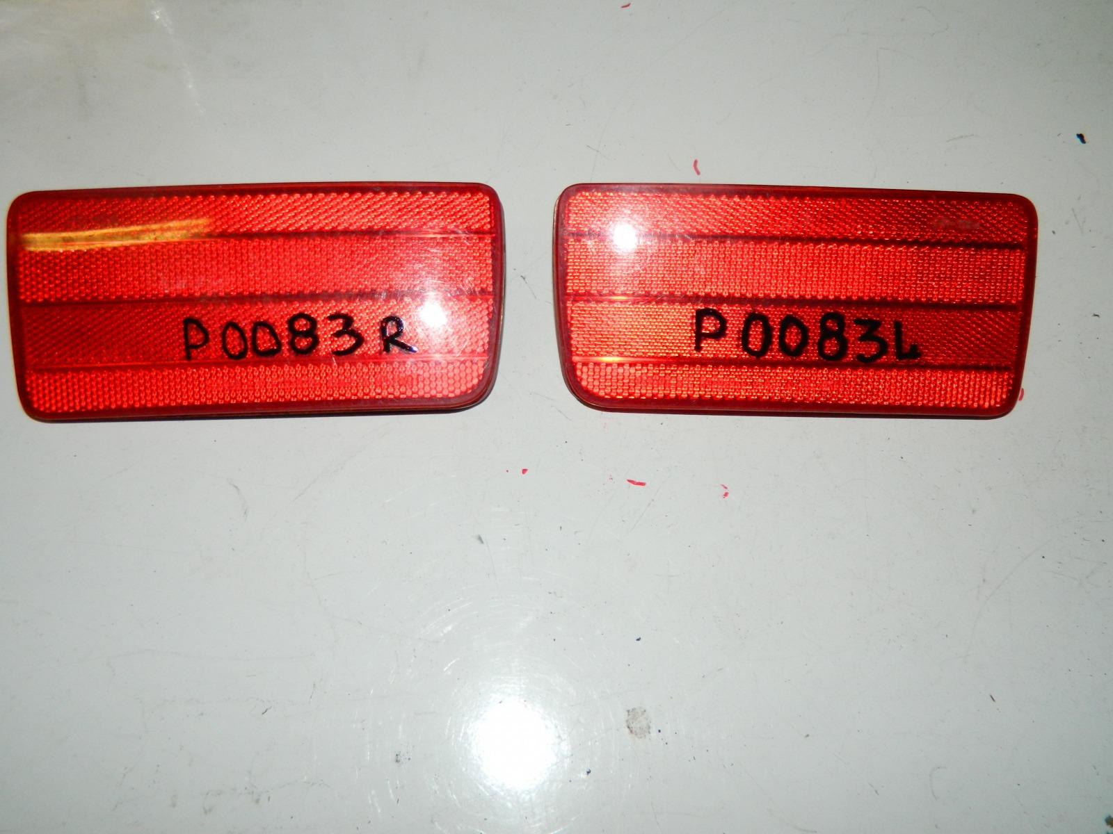 Катафот Mitsubishi Montero Sport задний левый (б/у)