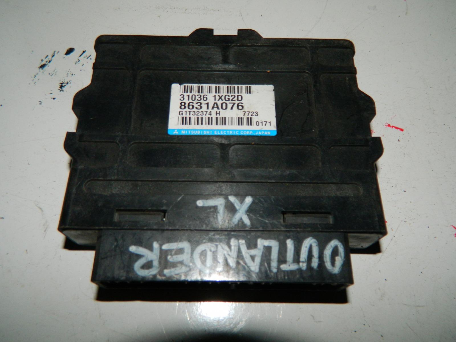 Блок управления акпп Mitsubishi Outlander Xl (б/у)