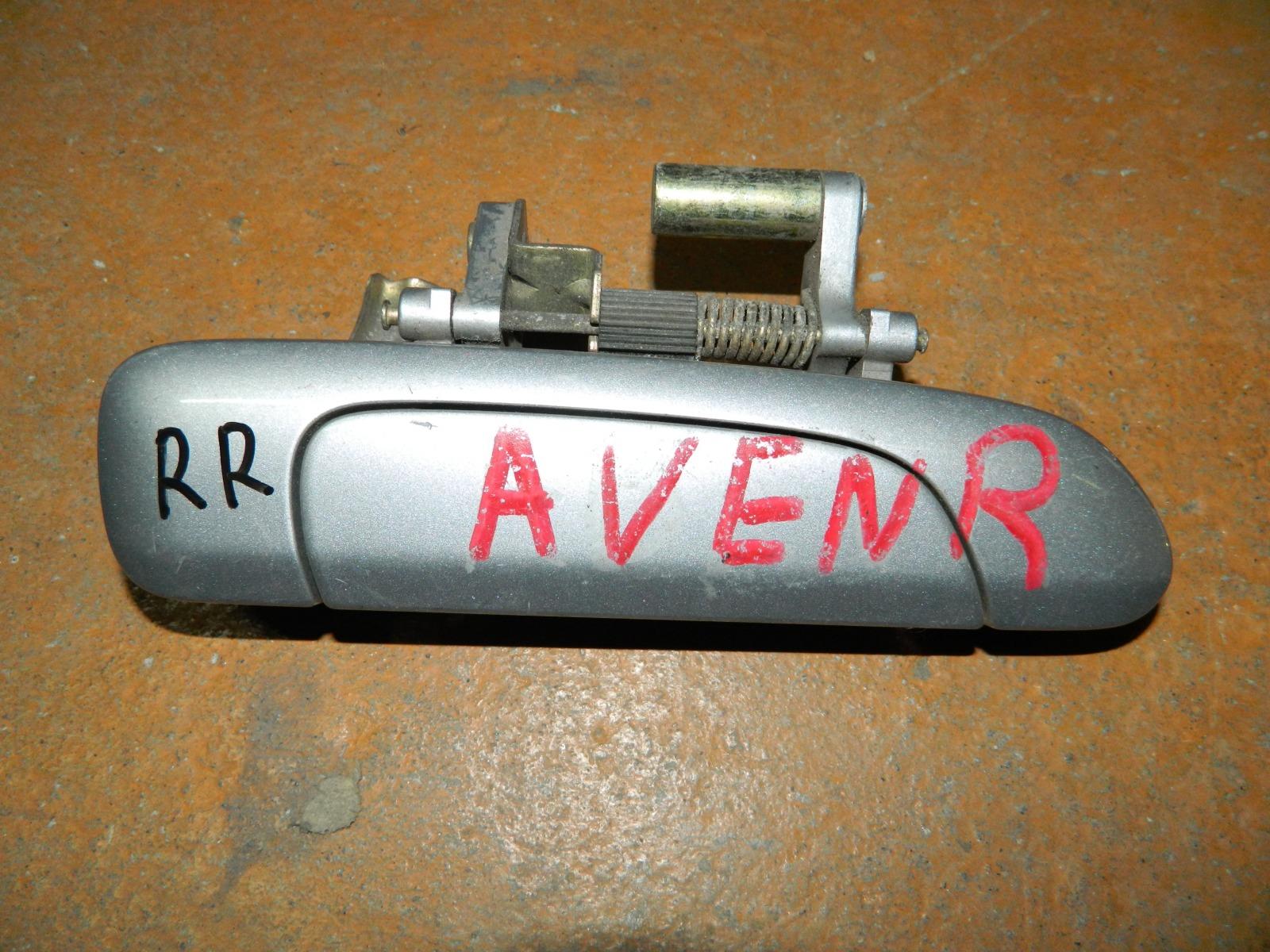 Ручка двери внешняя Nissan Avenir задняя правая (б/у)