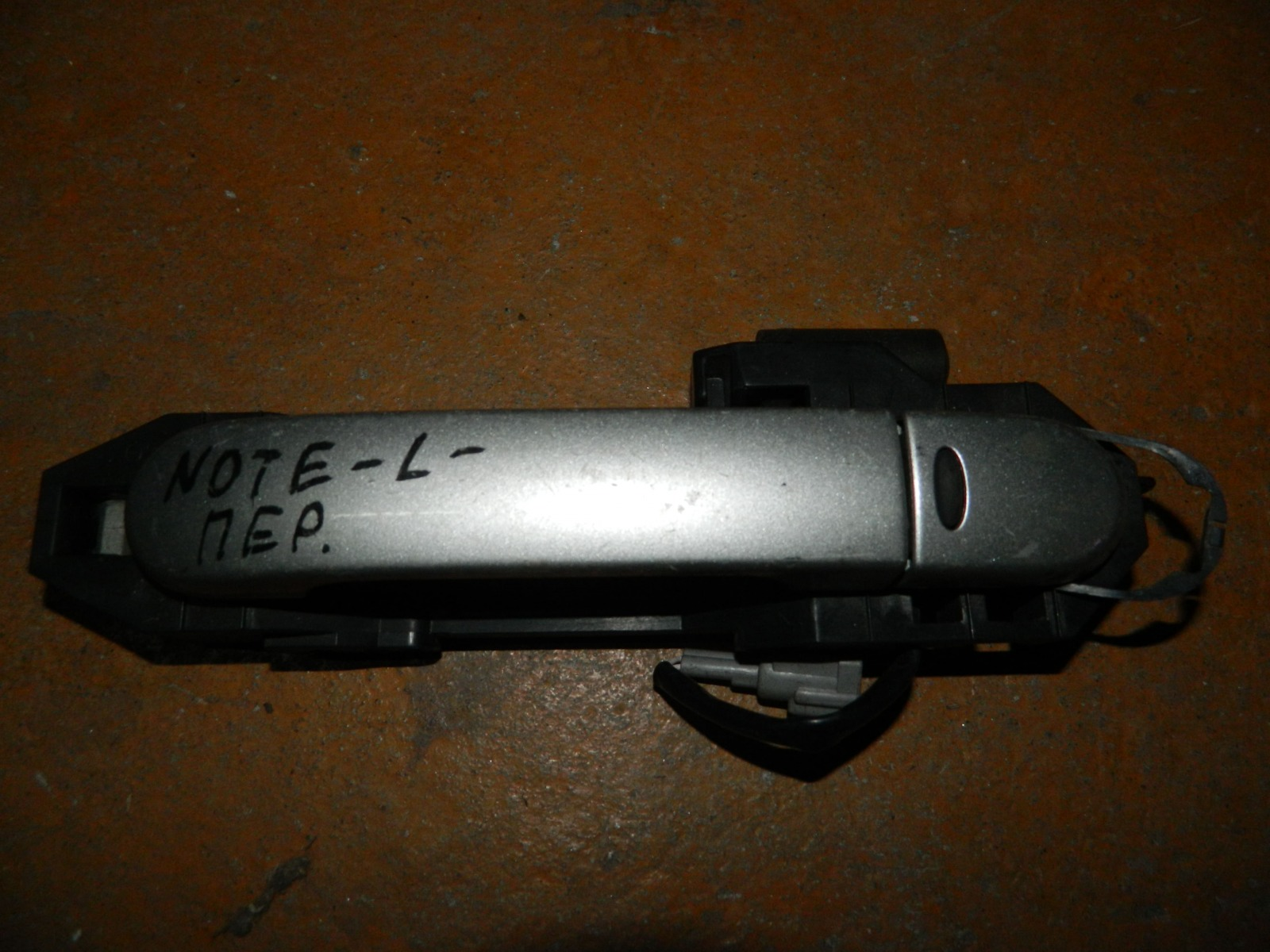 Ручка двери внешняя Nissan Note передняя левая (б/у)