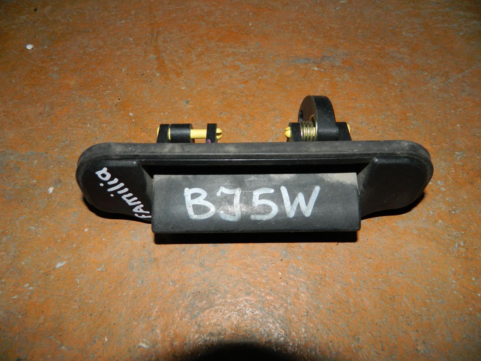 Ручка двери внешняя Mazda Familia BJ5W (б/у)