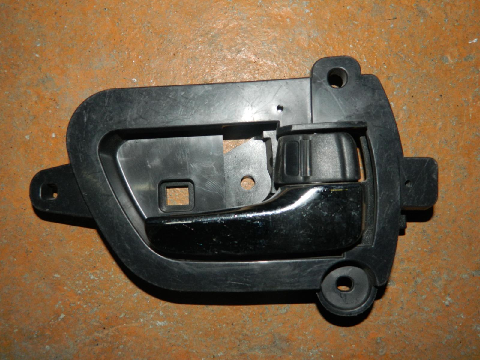 Ручка двери внутренняя Mitsubishi Outlander Xl задняя правая (б/у)