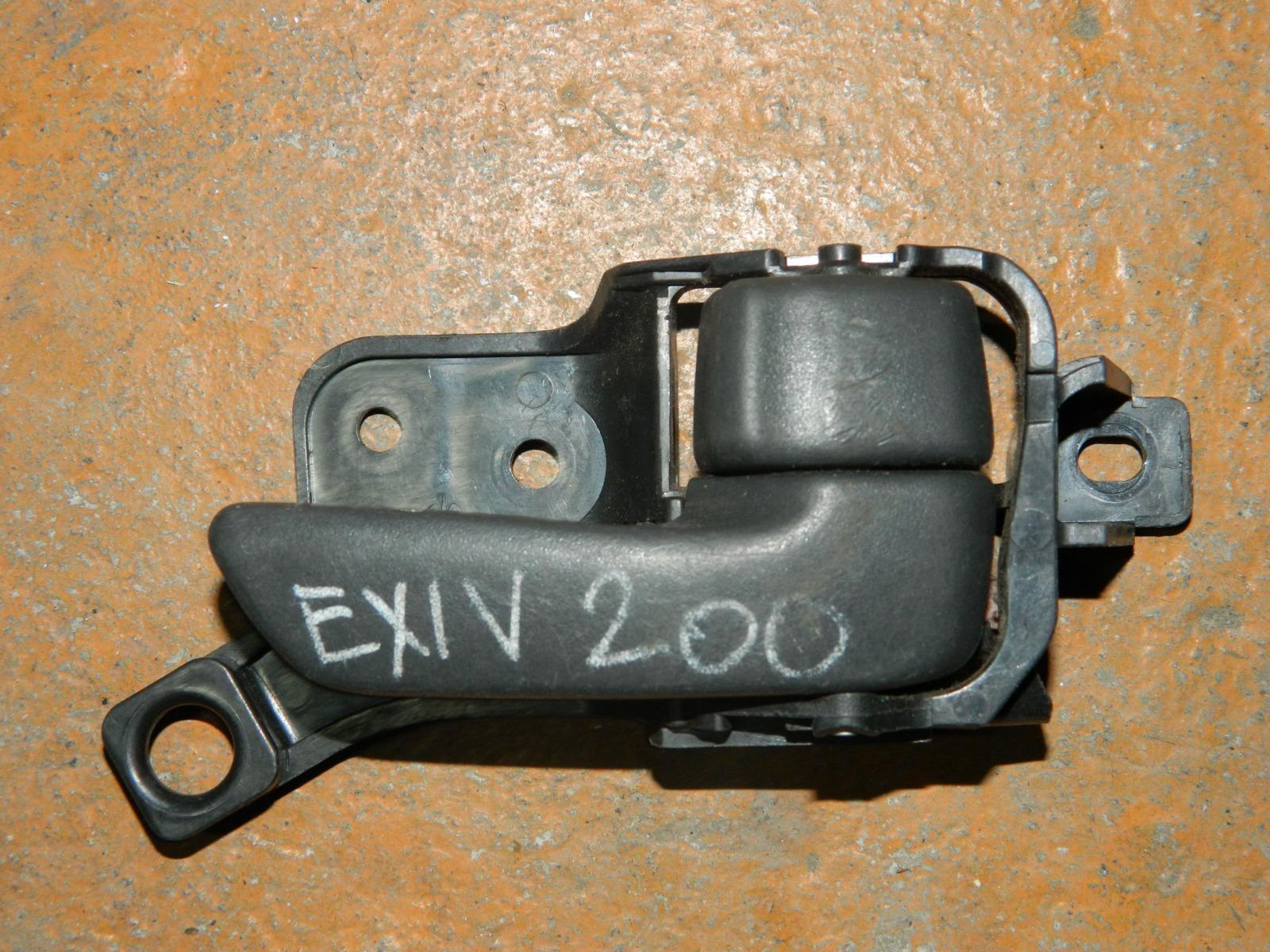 Ручка двери внутренняя Toyota Corona Exiv 200 передняя правая (б/у)