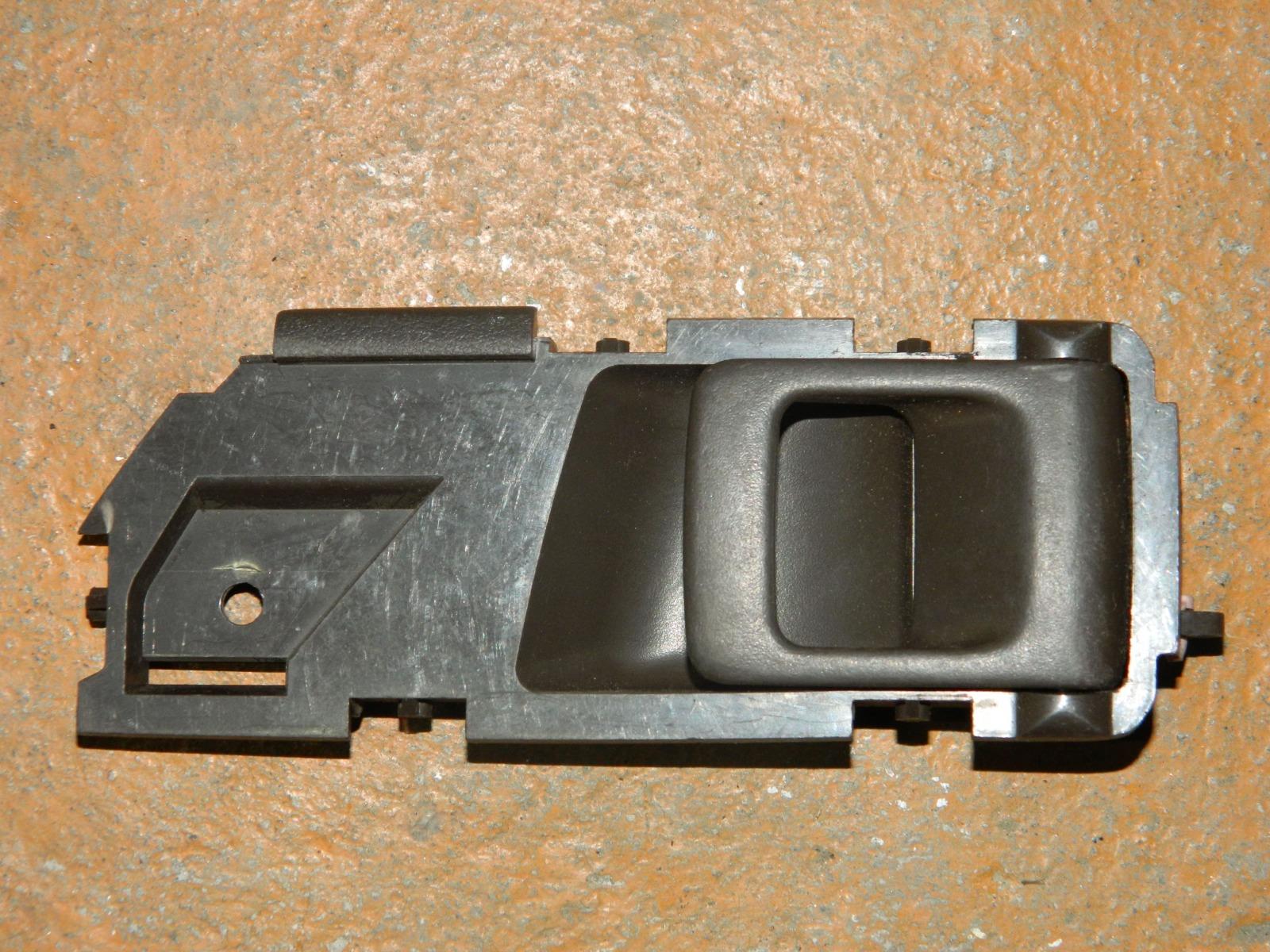Ручка двери внутренняя Toyota Corona ST170 задняя левая (б/у)