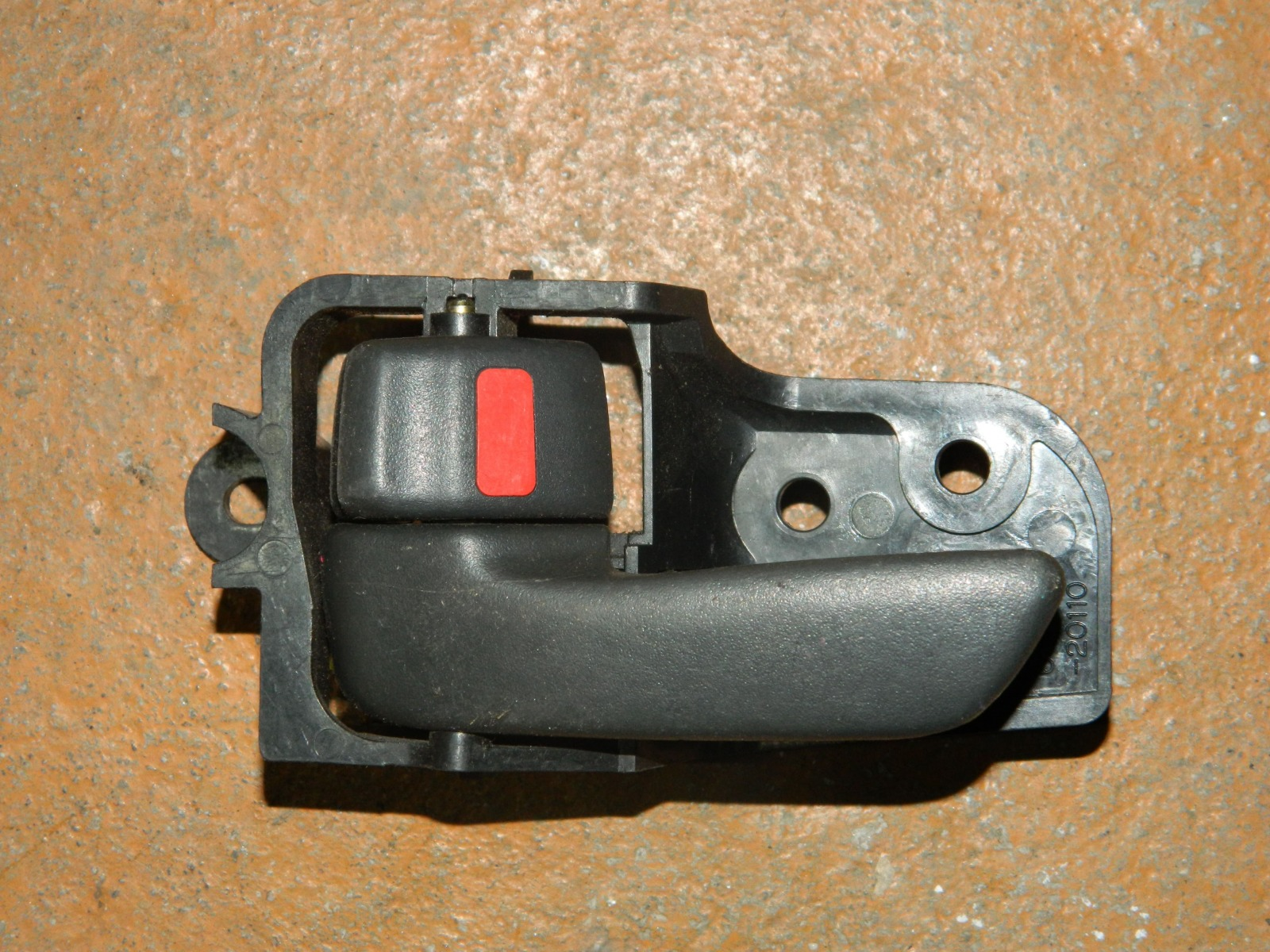 Ручка двери внутренняя Toyota Corona ST190 передняя левая (б/у)