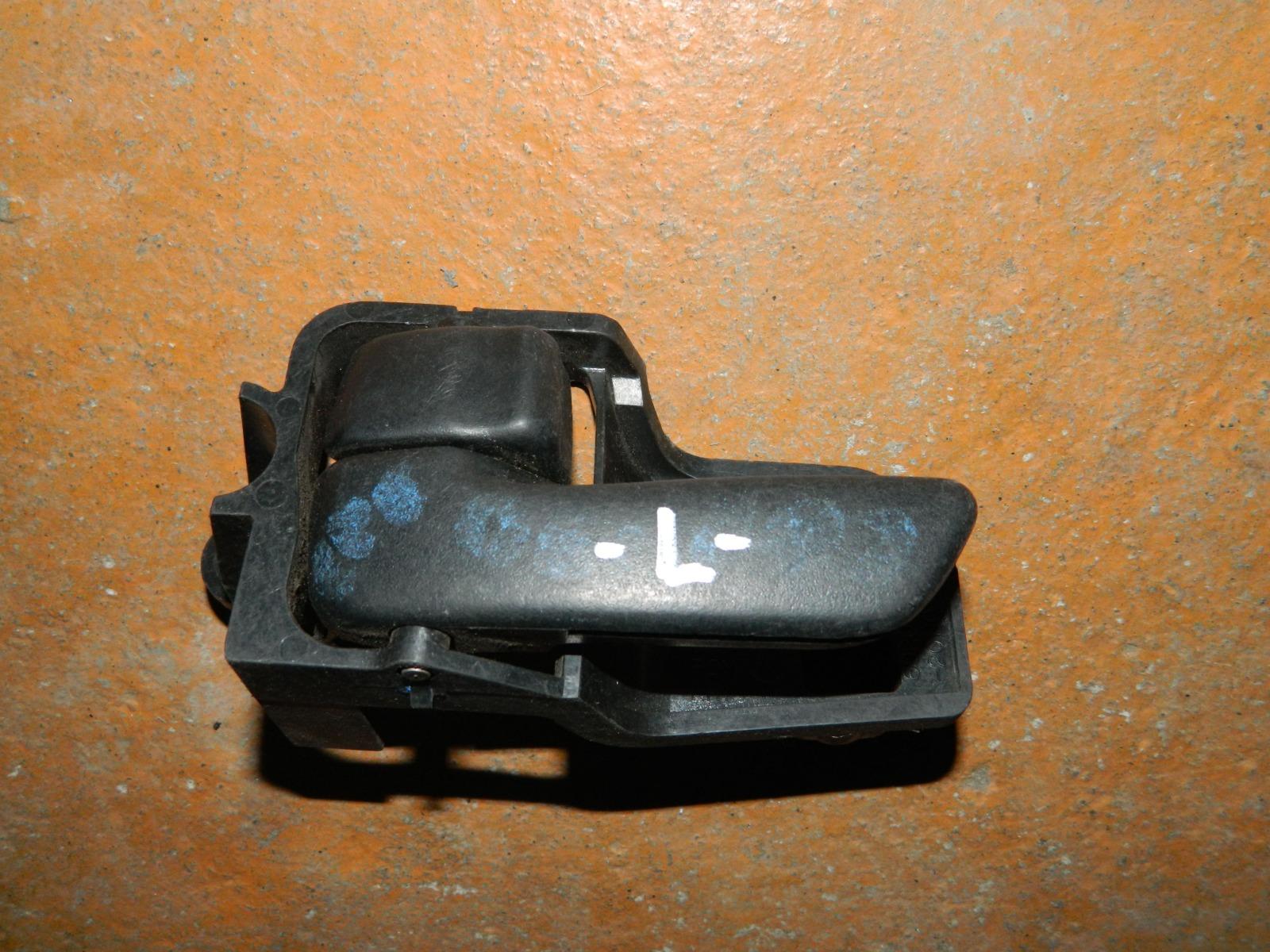 Ручка двери внутренняя Toyota Corona AT190 задняя левая (б/у)