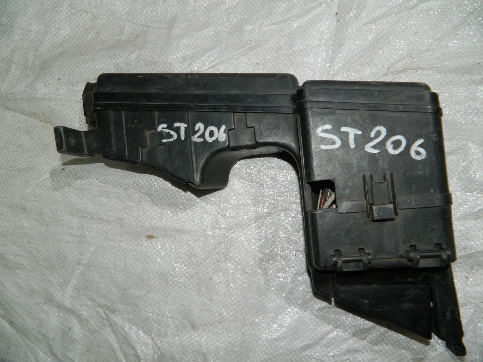 Блок предохранителей Toyota Curren ST206 3SFE (б/у)