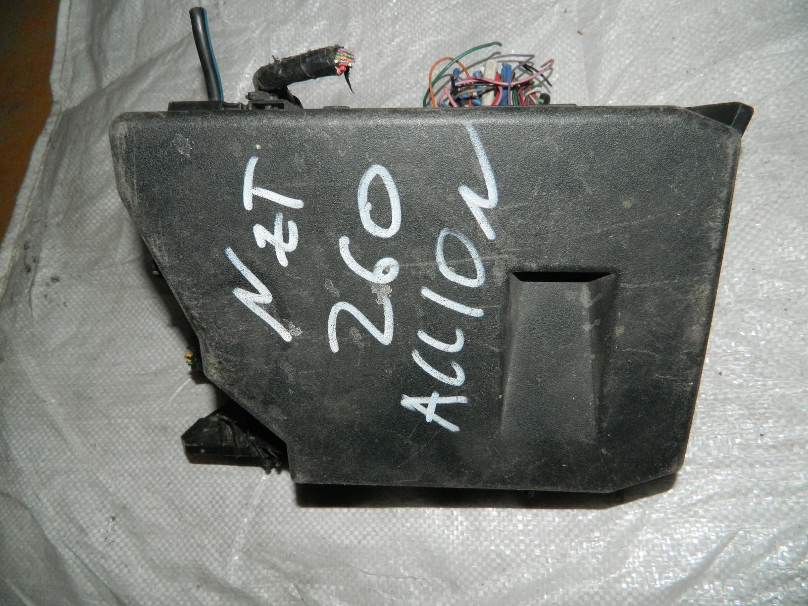 Блок предохранителей Toyota Allion NZT260 1NZFE (б/у)