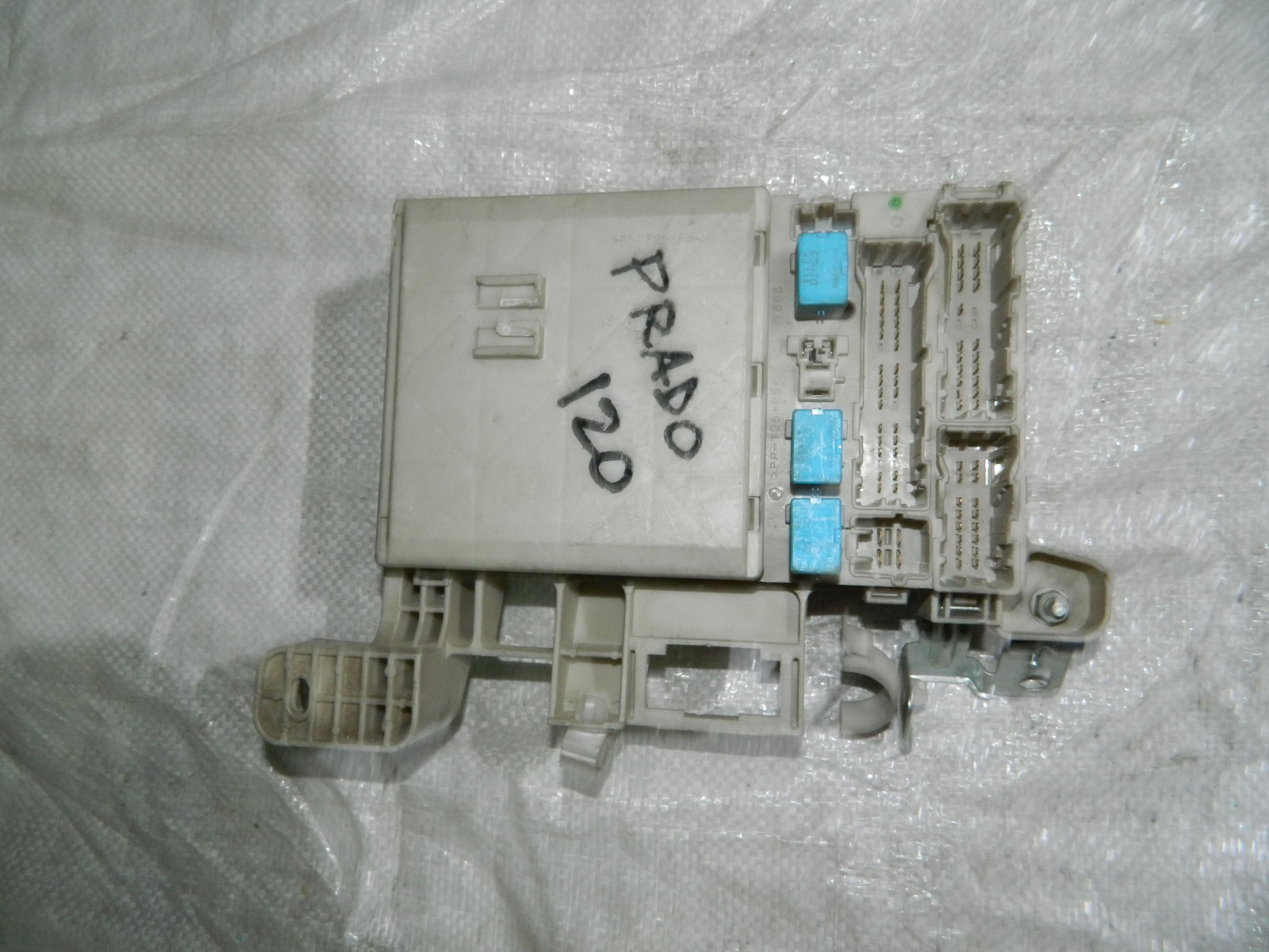 Блок предохранителей Toyota Land Cruiser Prado GRJ120 1GRFE (б/у)