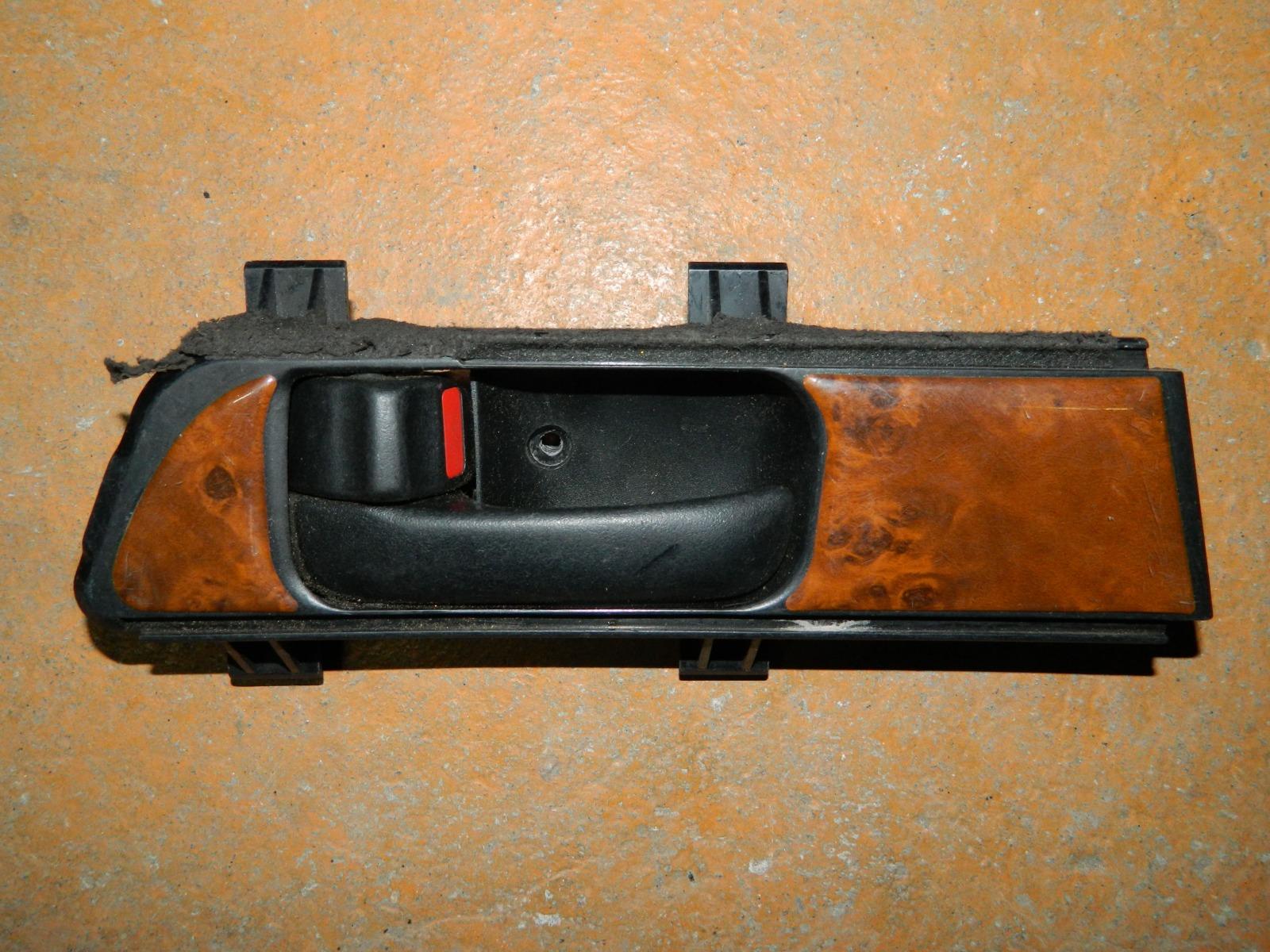 Ручка двери внутренняя Toyota Estima TCR20 передняя левая (б/у)