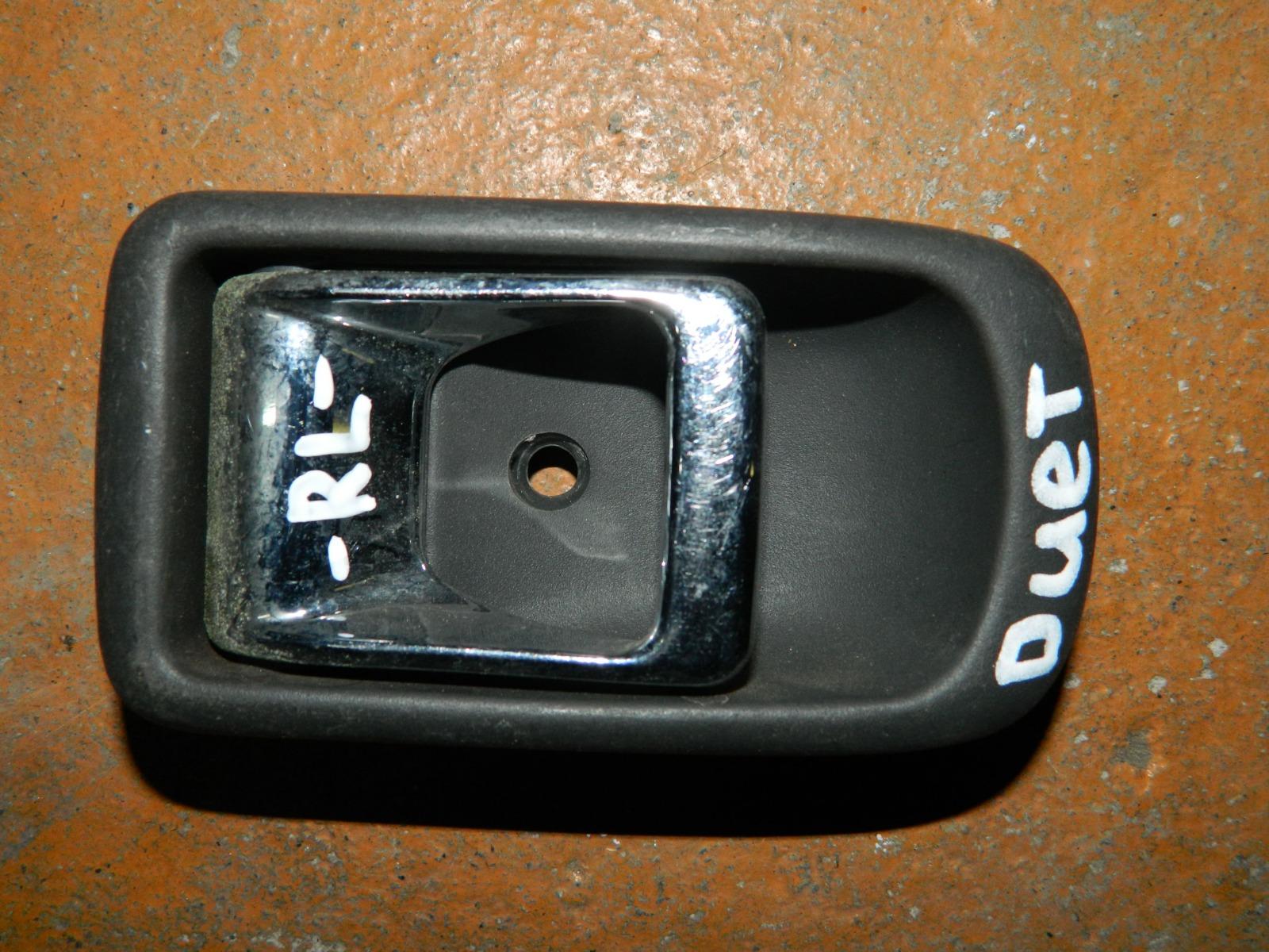 Ручка двери внутренняя Toyota Duet задняя левая (б/у)