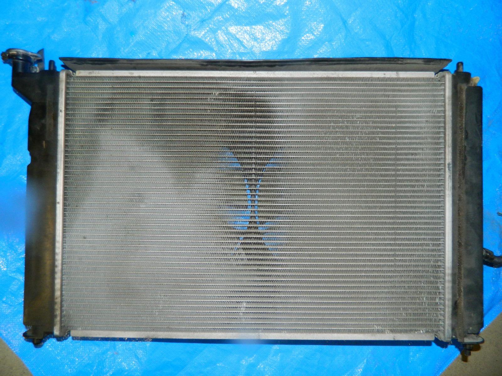 Радиатор двс Toyota Opa ACT10 1AZ-FSE (б/у)